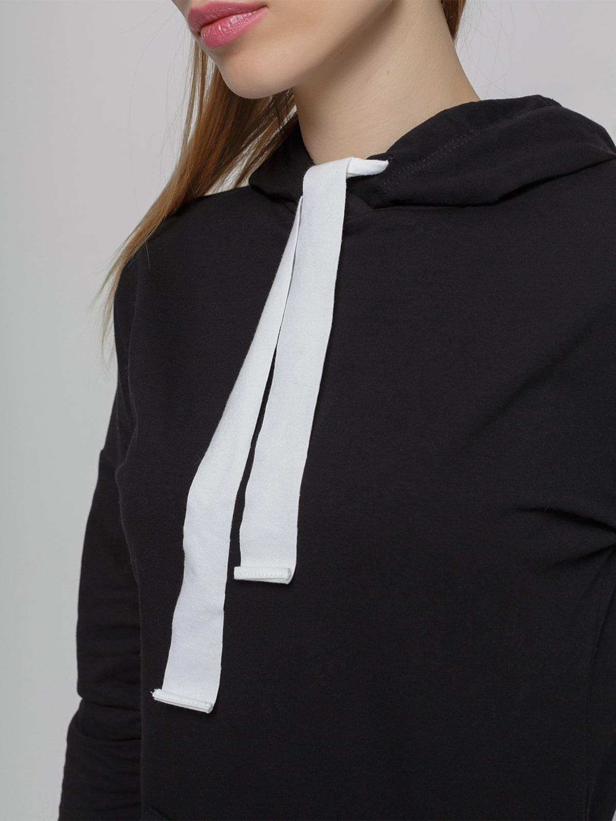 Платье черное | 4861819 | фото 3