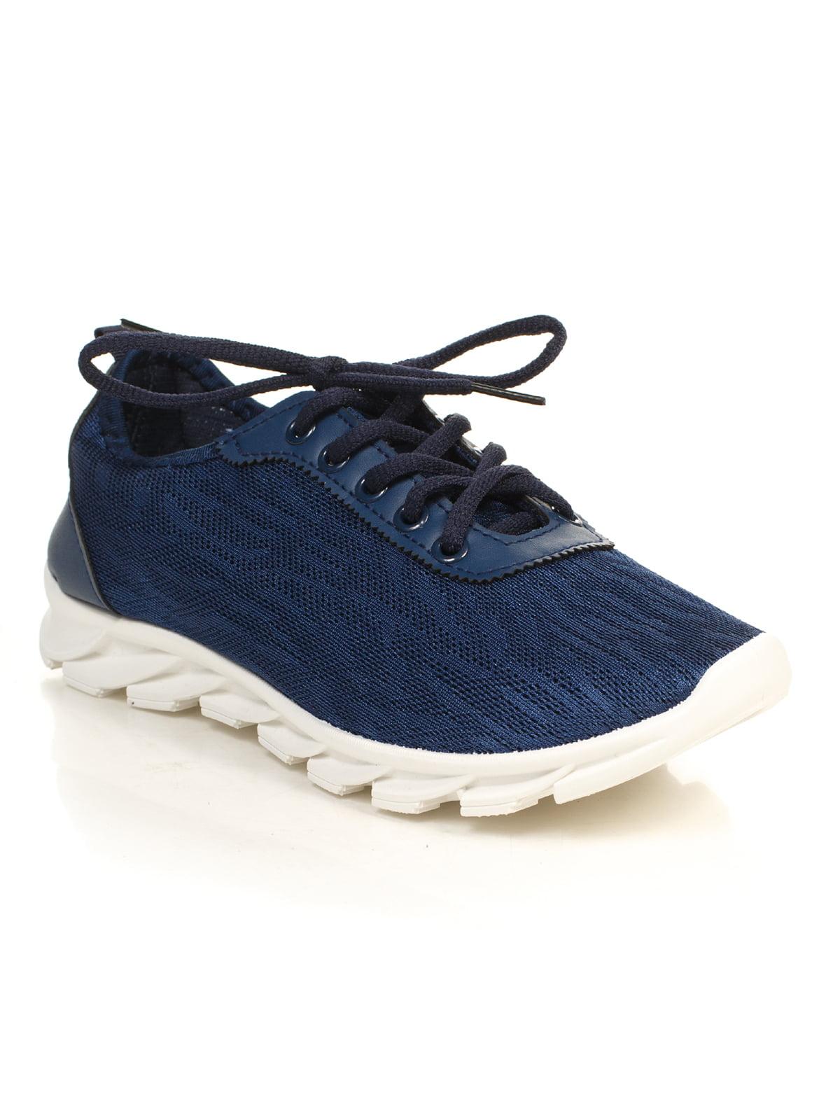 Кроссовки синие   4866146