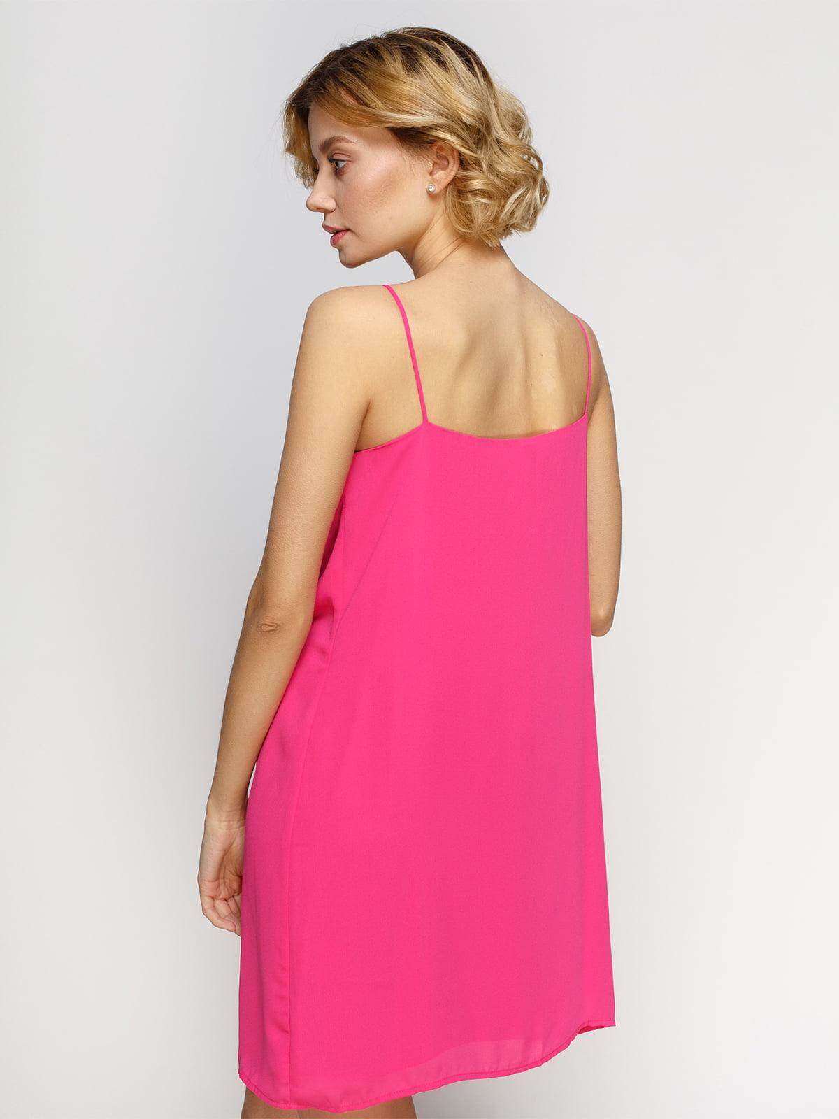 Платье розовое | 3861875 | фото 2