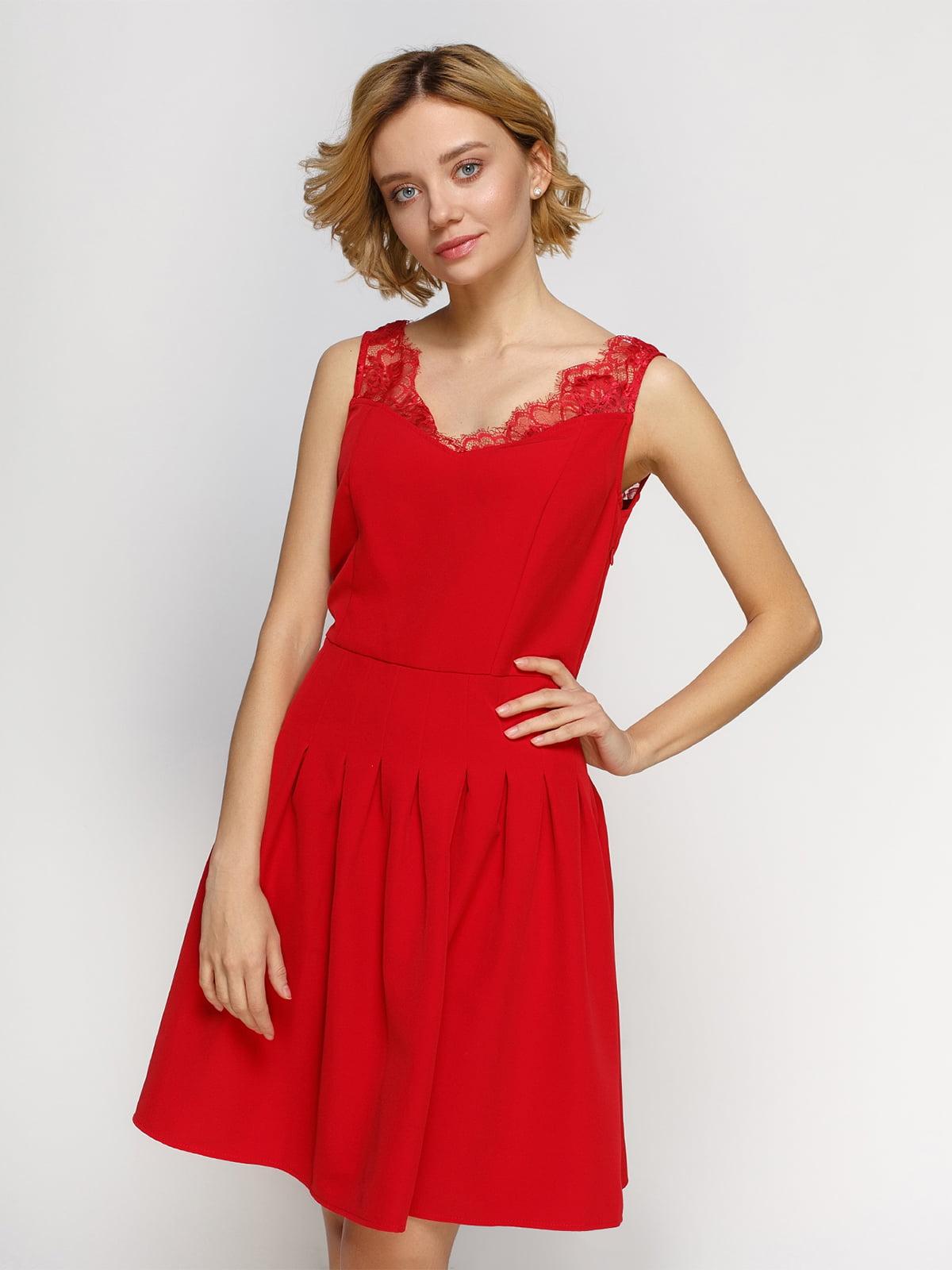 Сукня червона   4546024