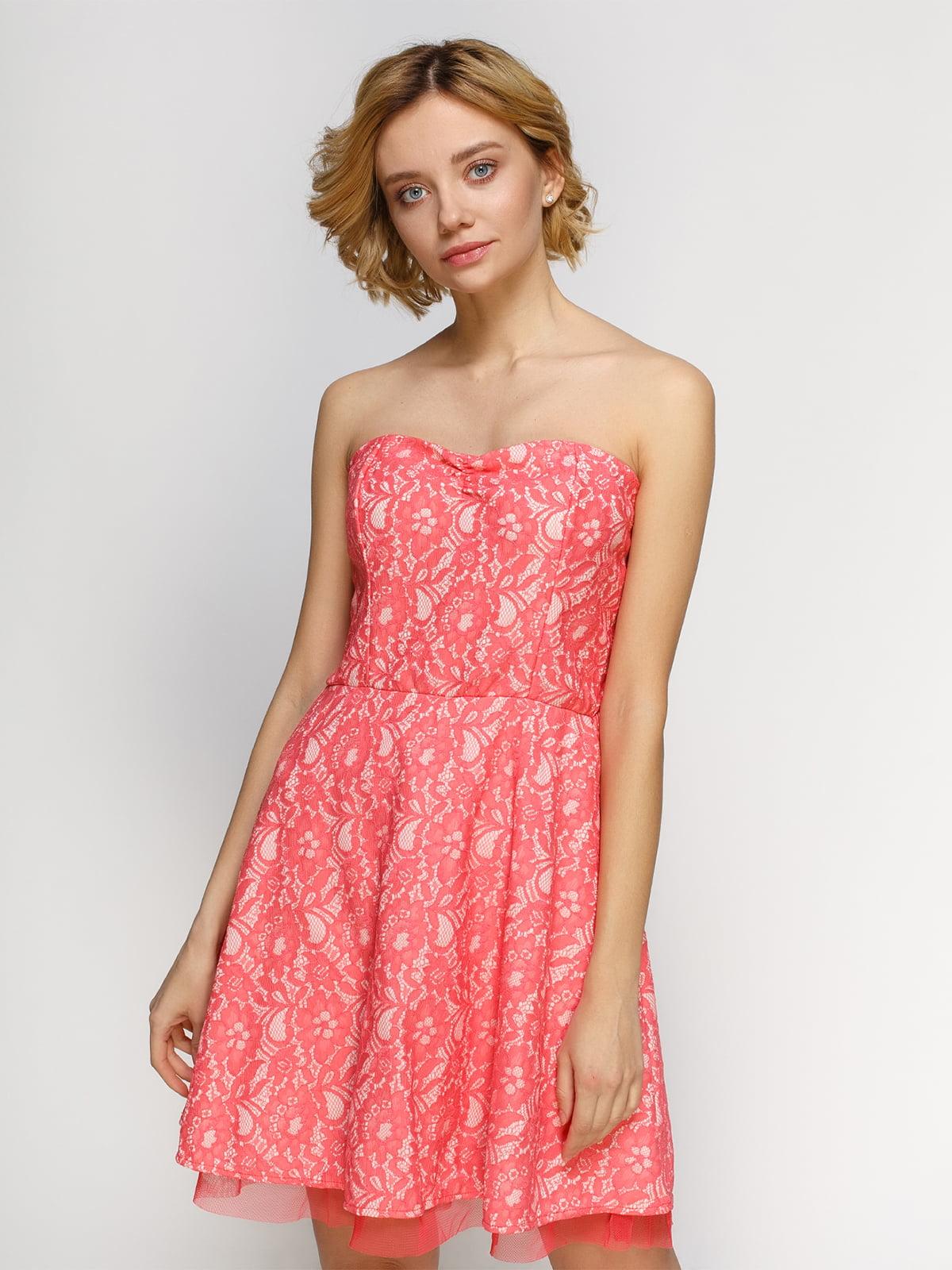 Сукня в малюнок   4632632