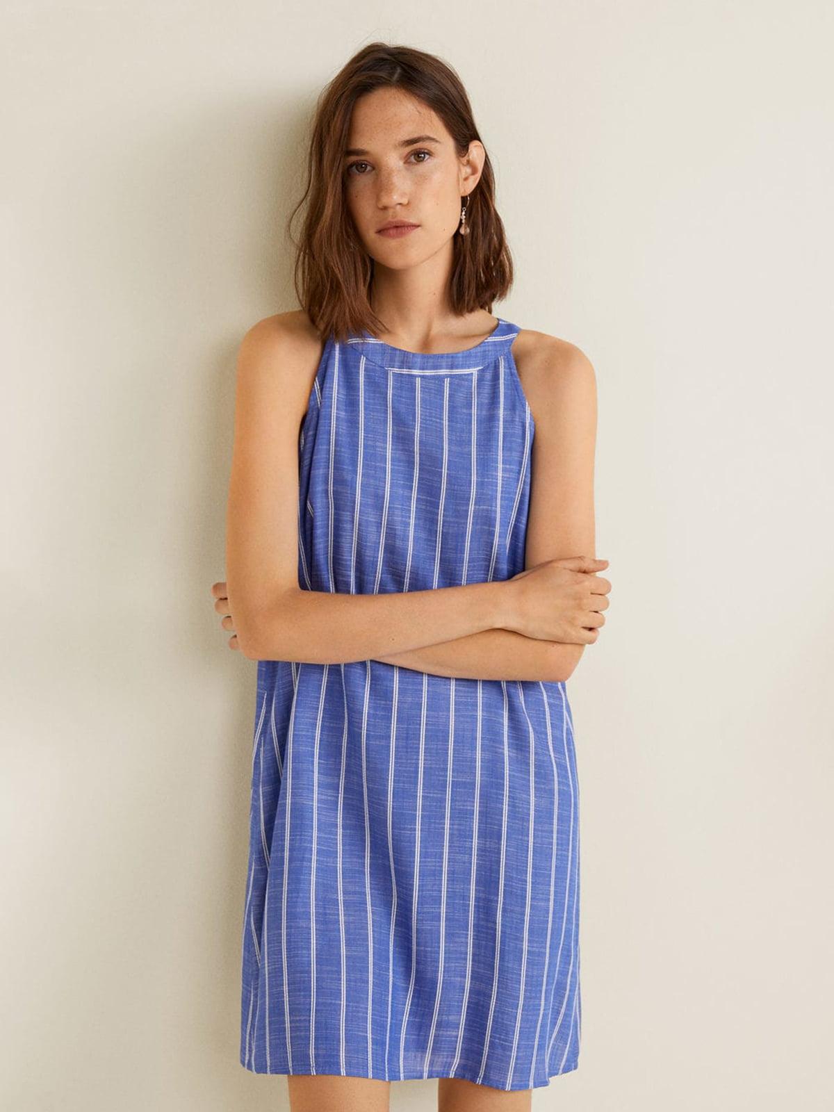 Платье в полоску | 4861018