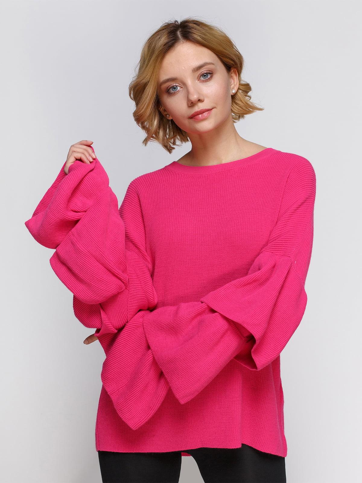 Джемпер розовый | 3786608