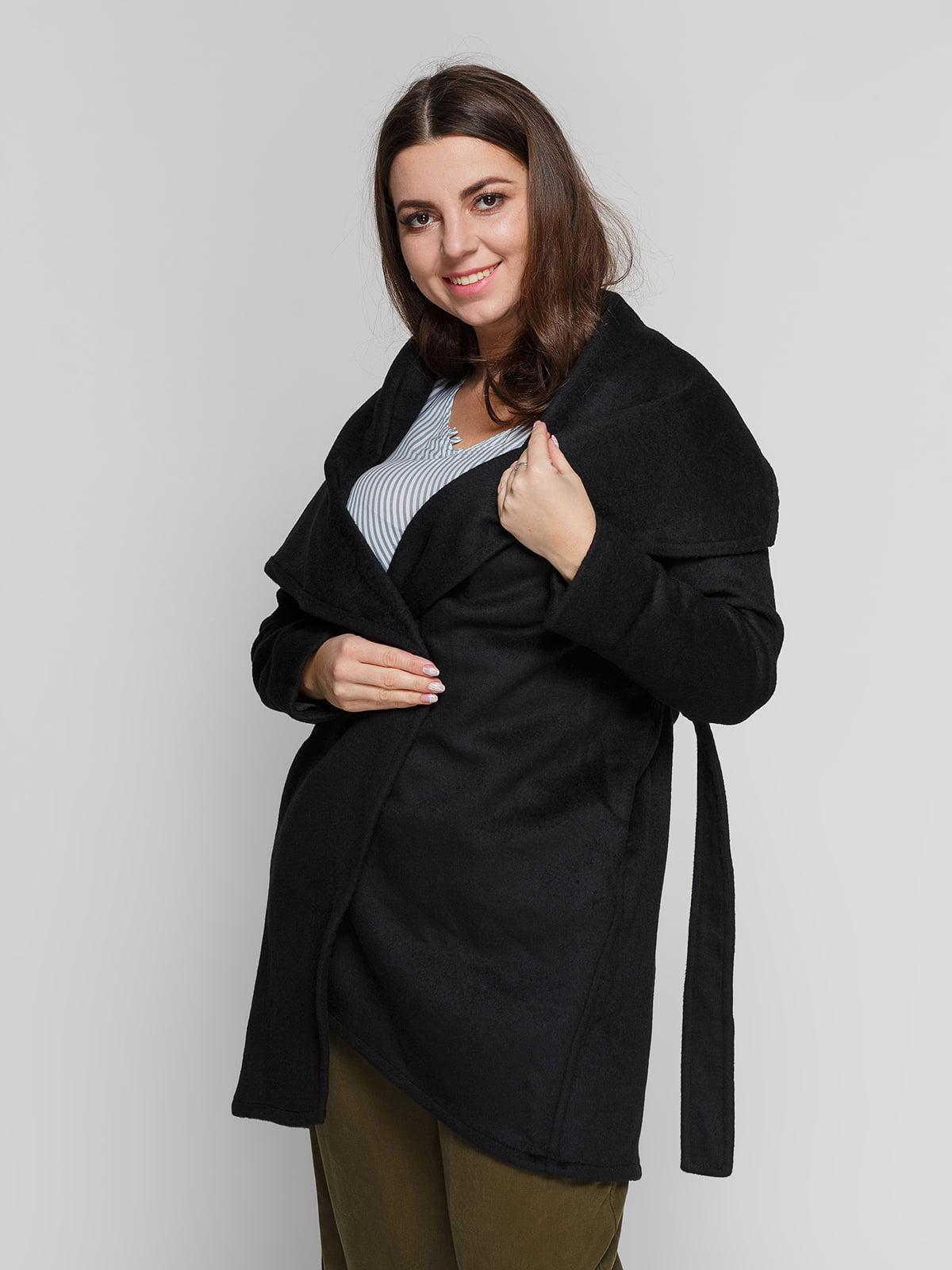 Пальто черное | 4790545