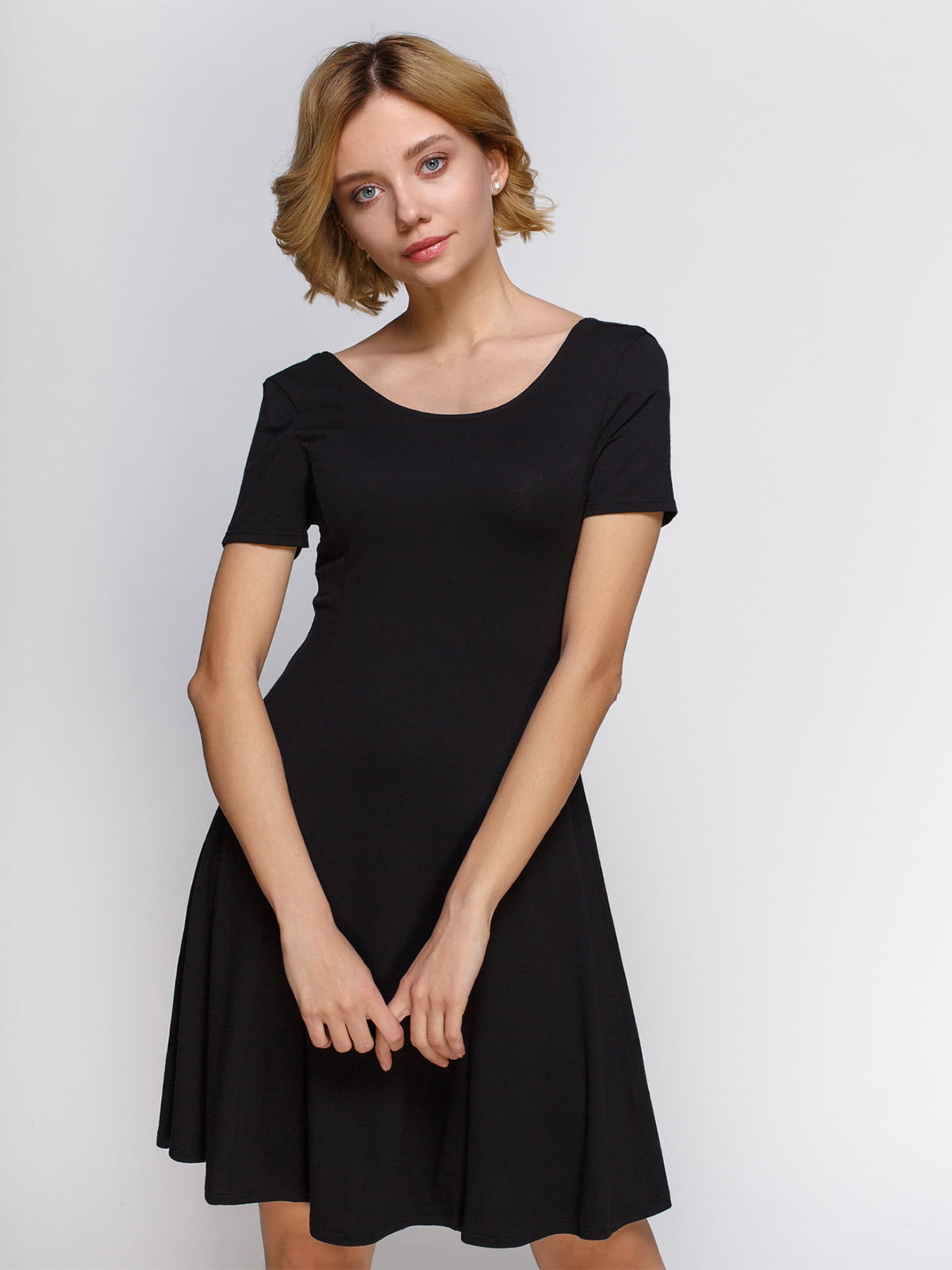 Платье черное | 4546032
