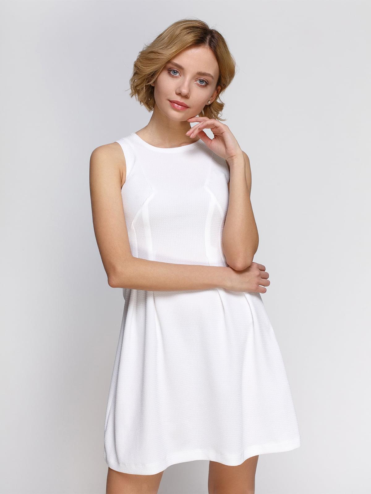 Платье белое | 4555896