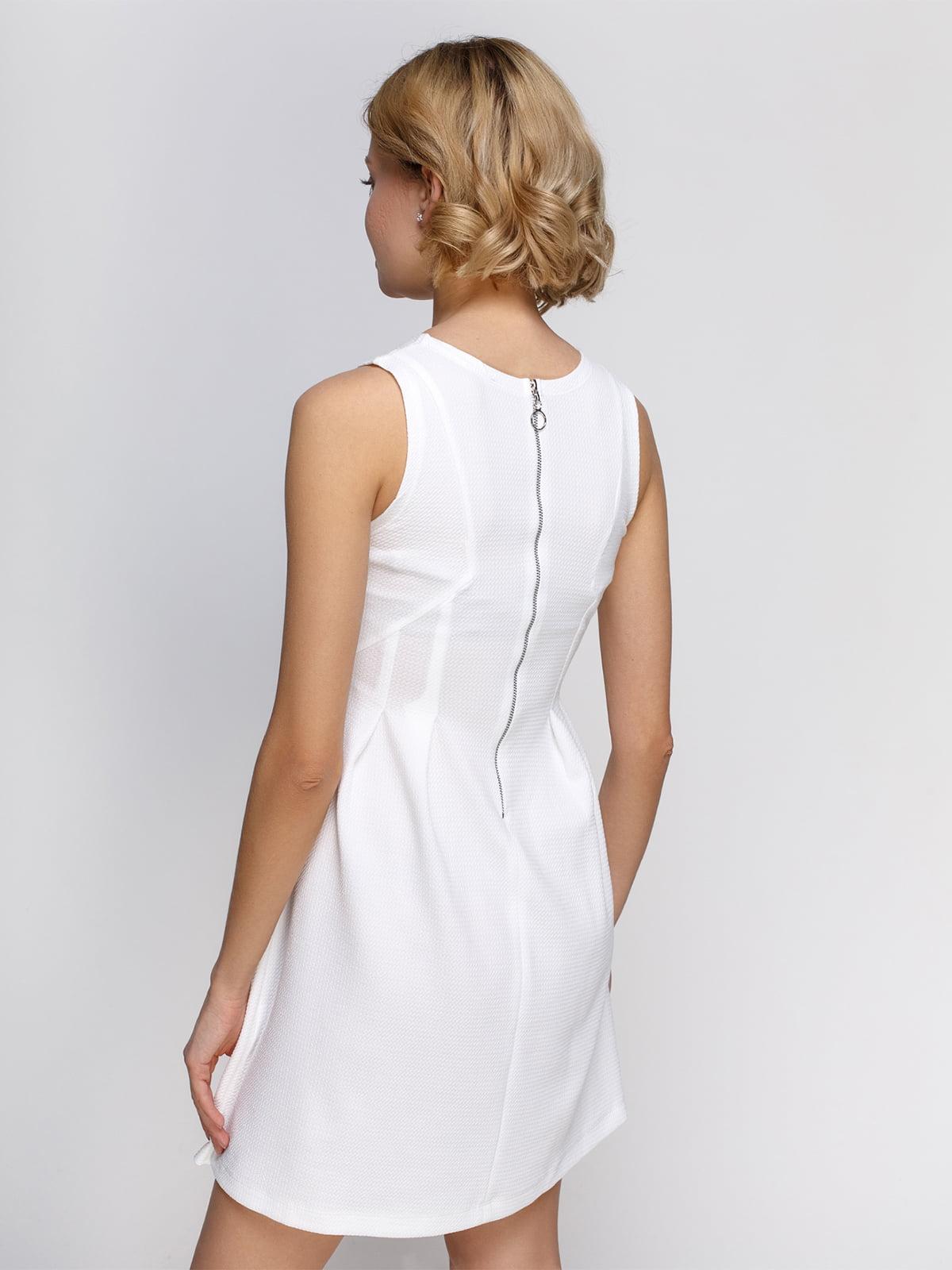 Платье белое | 4555896 | фото 2