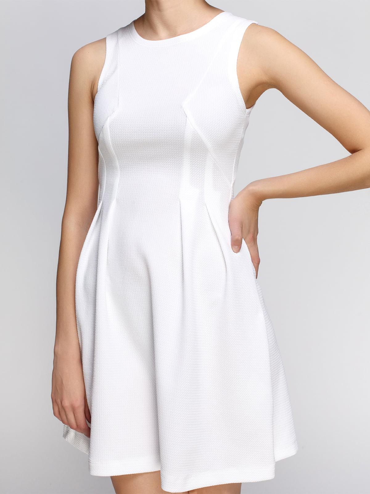Платье белое | 4555896 | фото 3