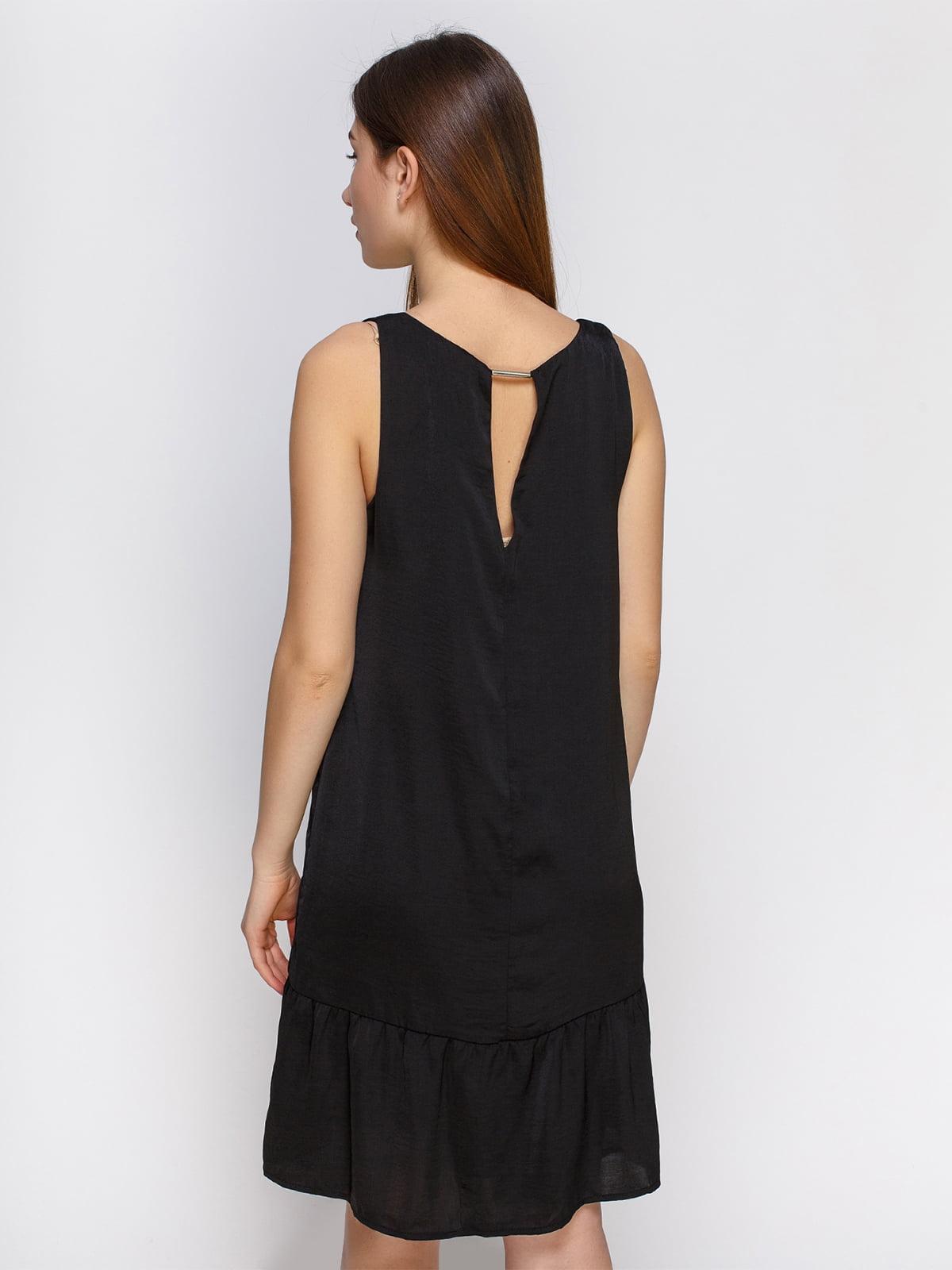 Платье черное | 4546034 | фото 2
