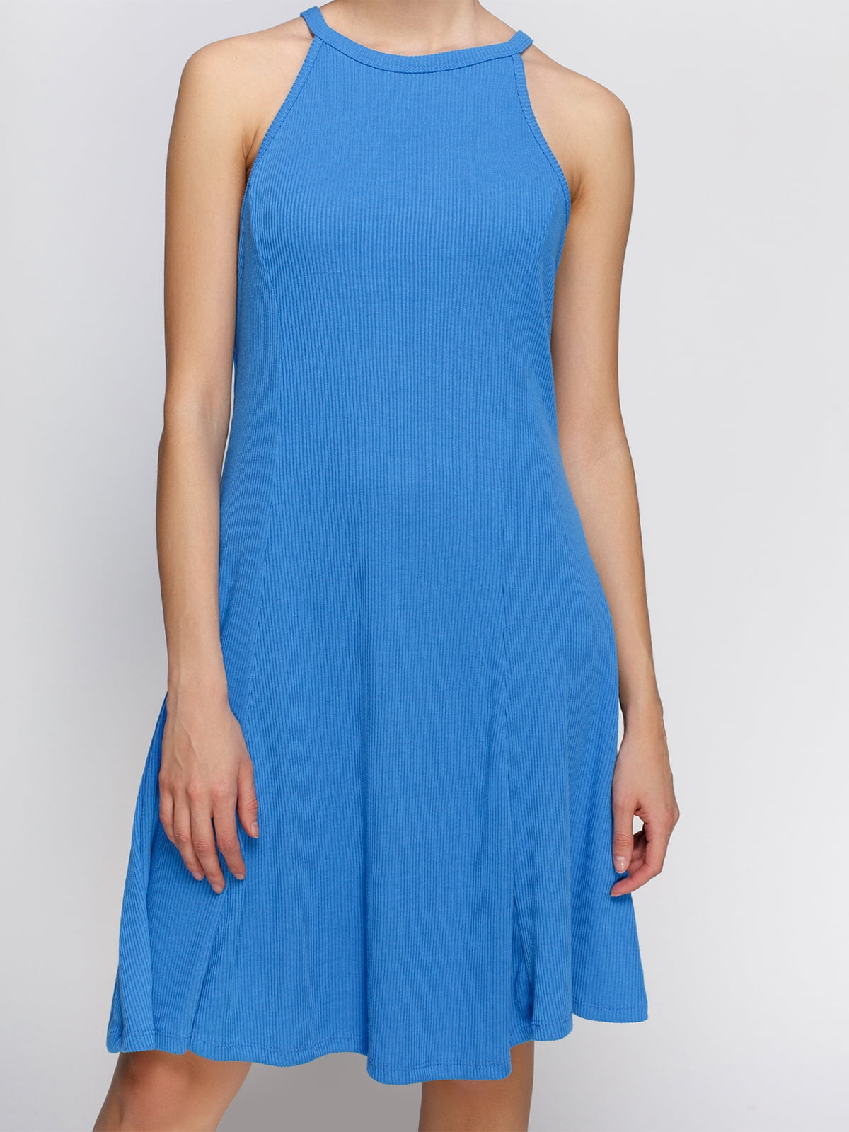 Платье голубое | 4555949 | фото 3
