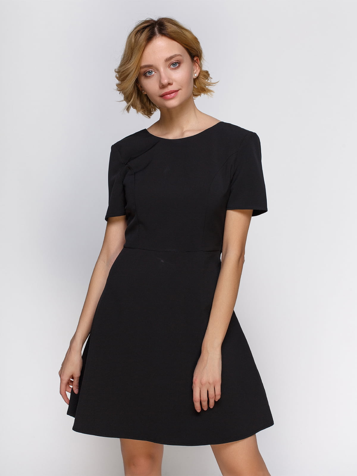 Платье черное | 4546282