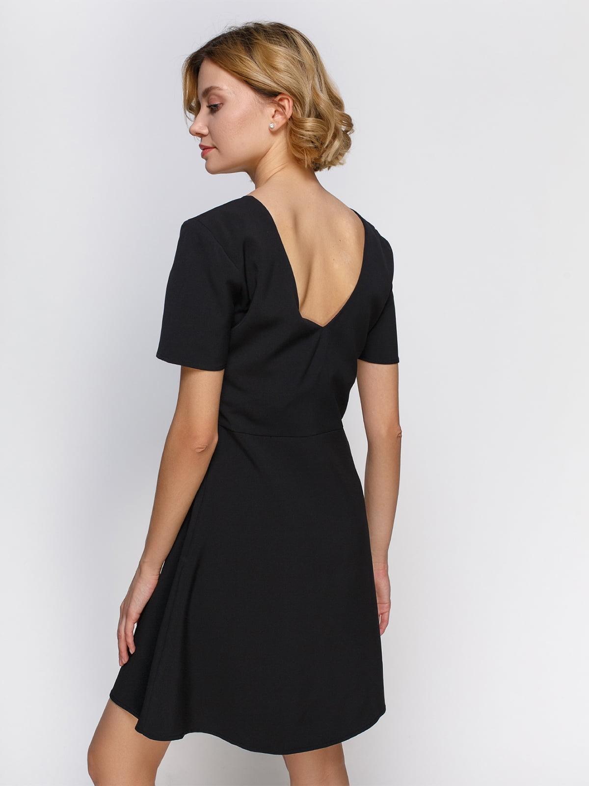 Платье черное | 4546282 | фото 2