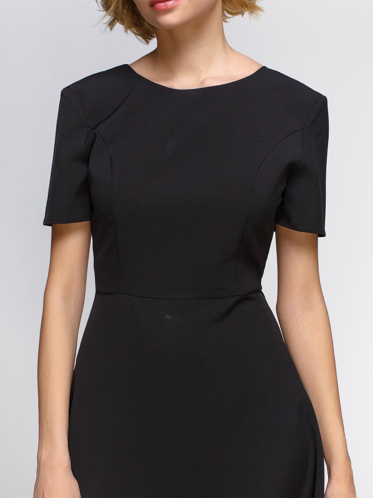 Платье черное | 4546282 | фото 3