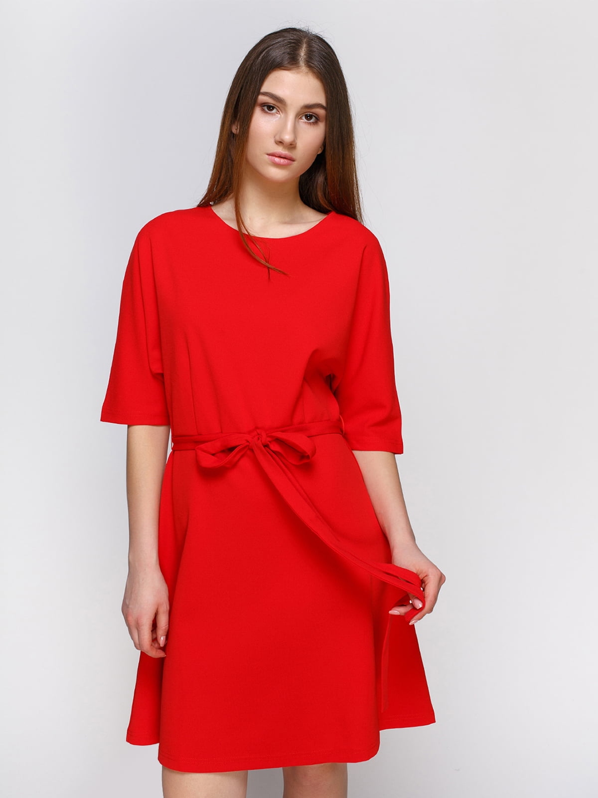 Платье коралловое   4546066