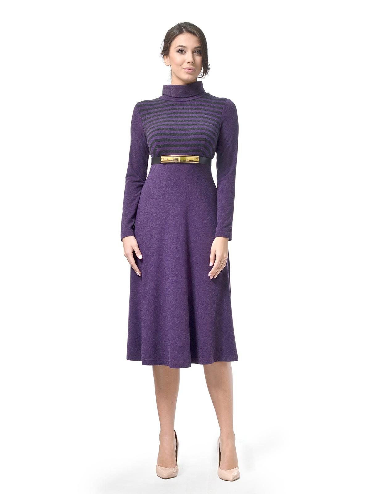 Платье фиолетовое | 4831045
