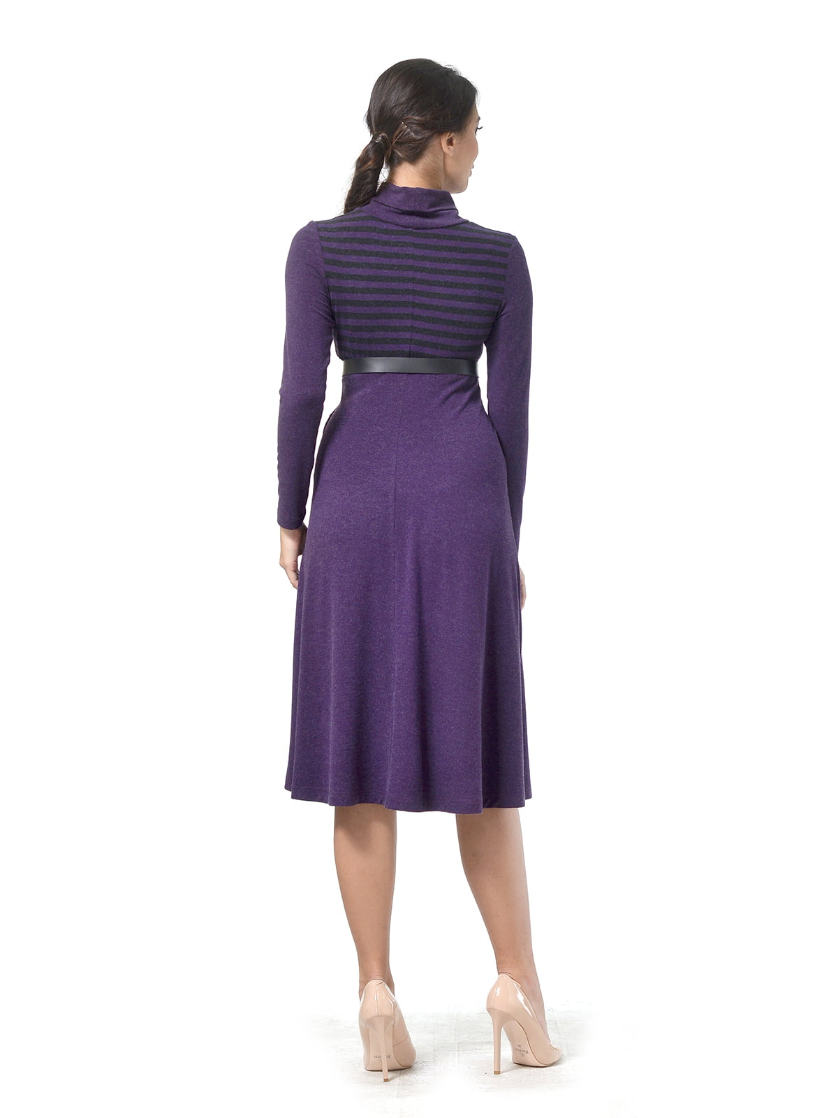 Платье фиолетовое | 4831045 | фото 2