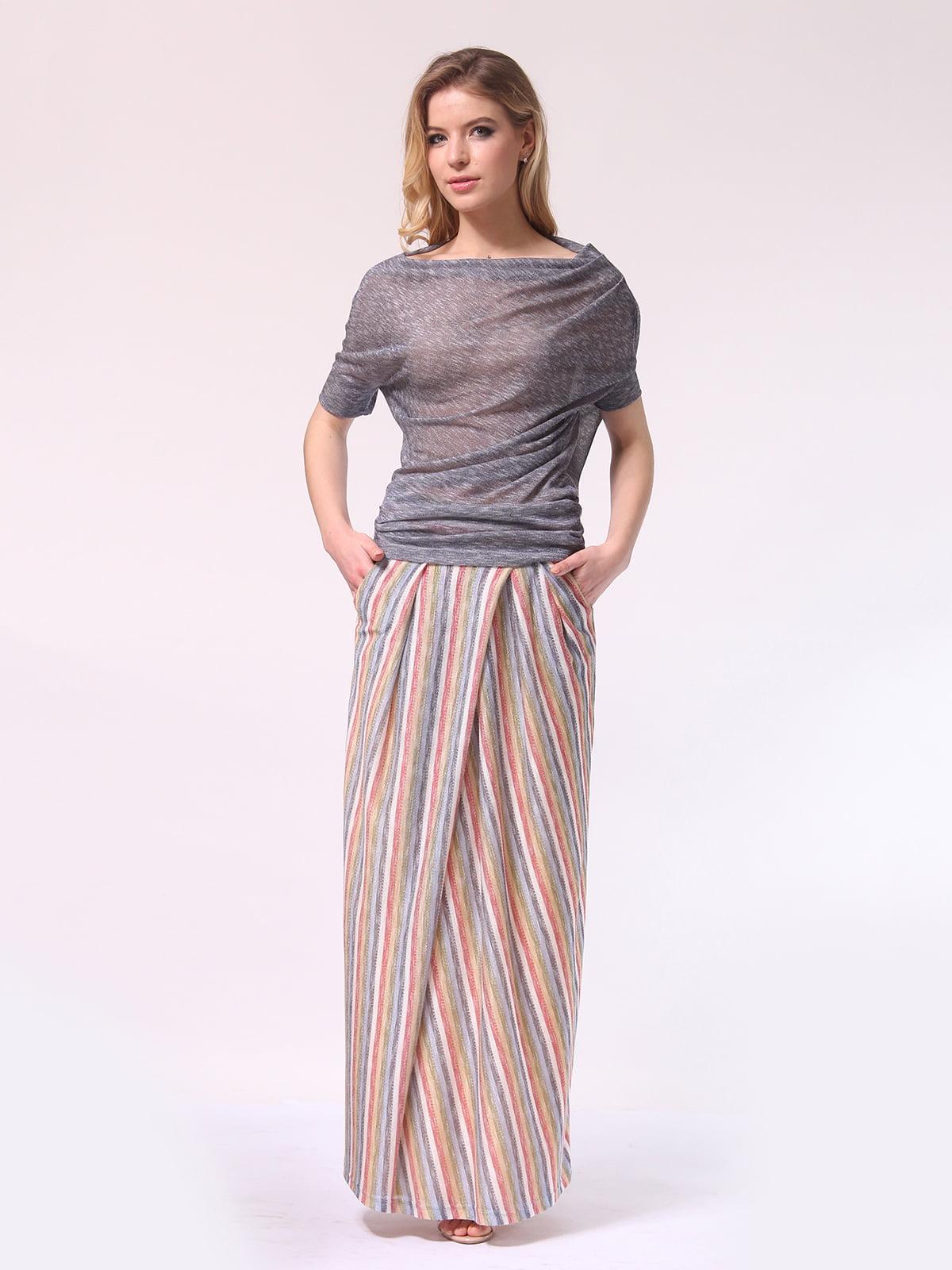 Комплект: туника и юбка | 4837088