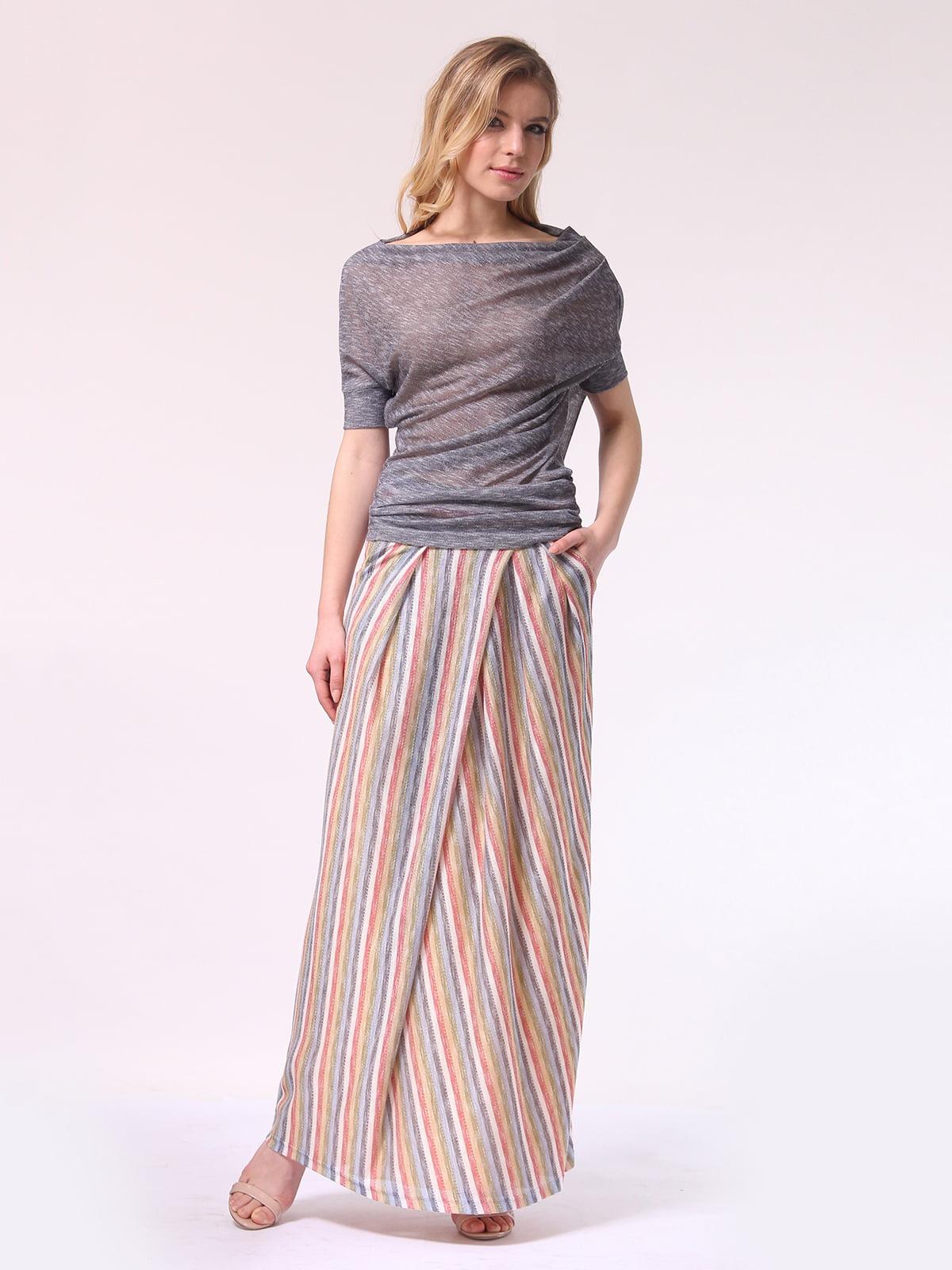 Комплект: туника и юбка | 4837088 | фото 2