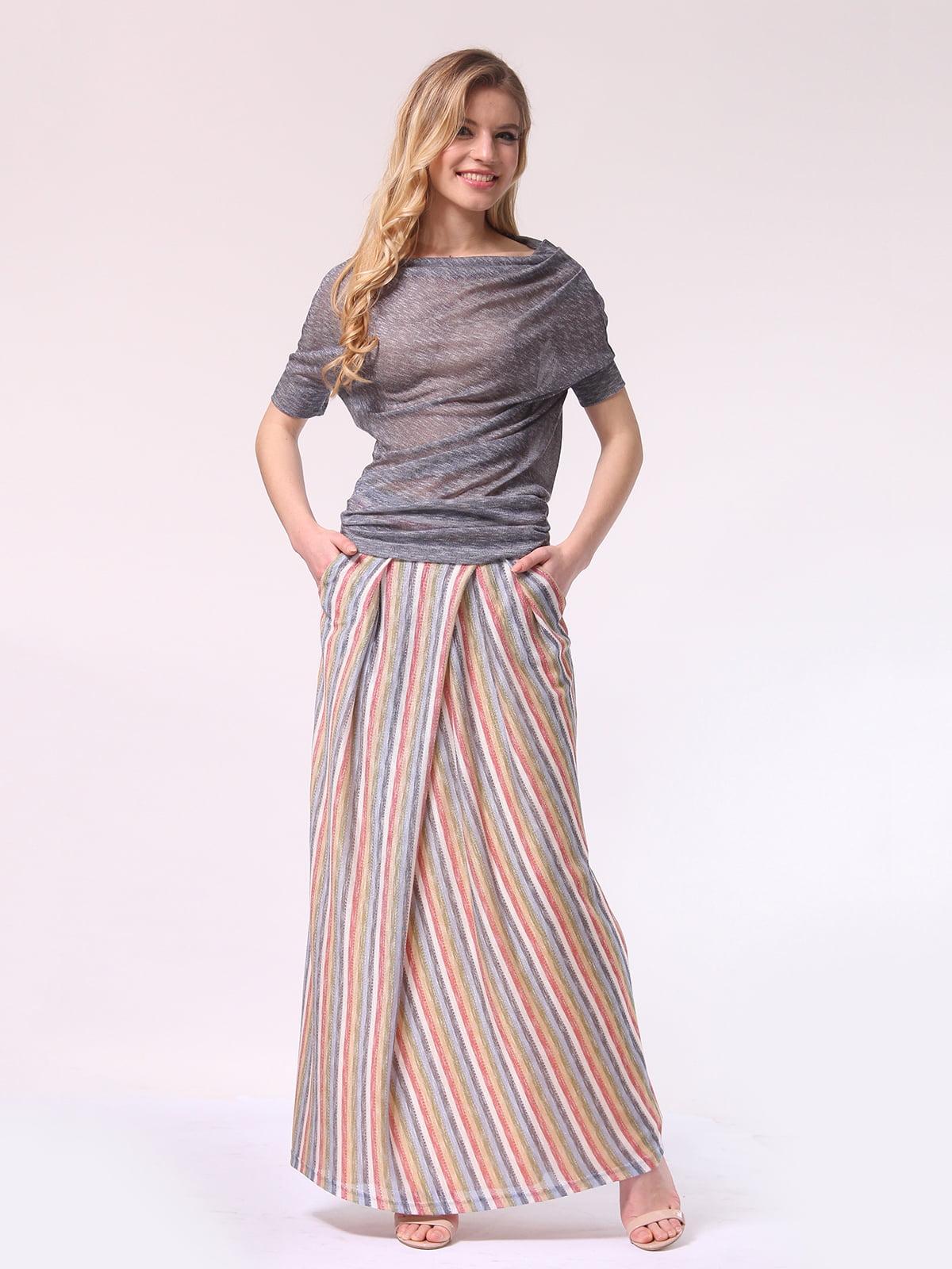 Комплект: туника и юбка | 4837088 | фото 3