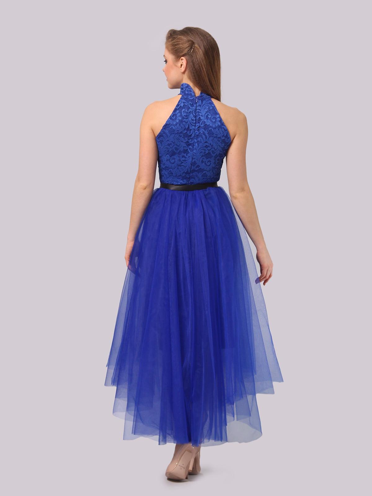 Платье цвета электрик   4864331   фото 3
