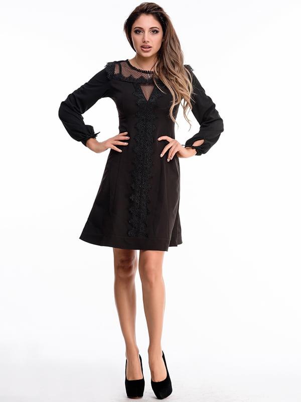 Платье черное | 4870803