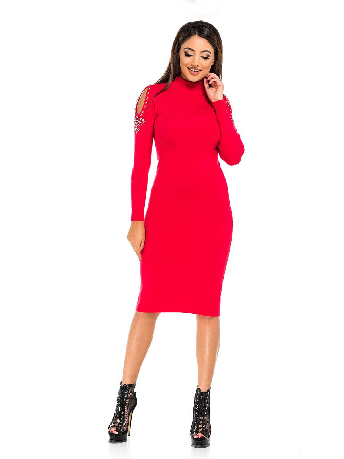 Сукня червона | 4870808