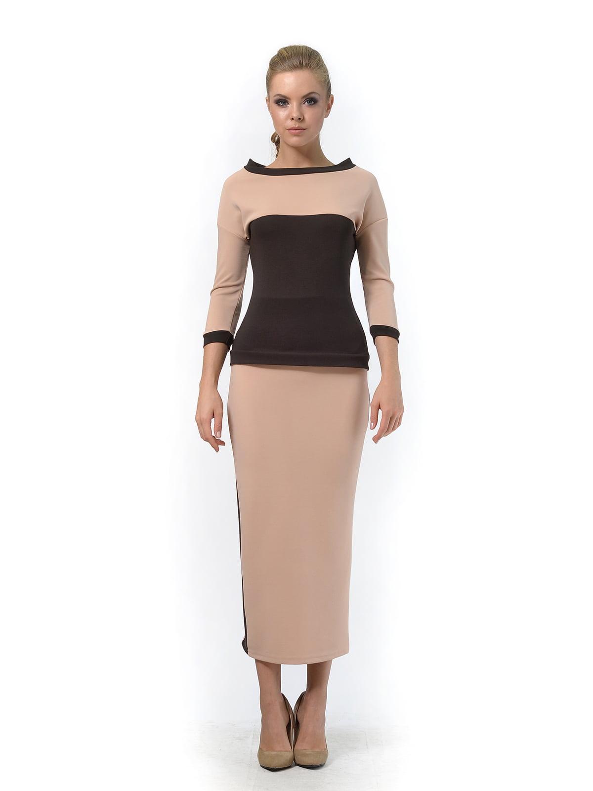 Комплект: джемпер и юбка | 4783678