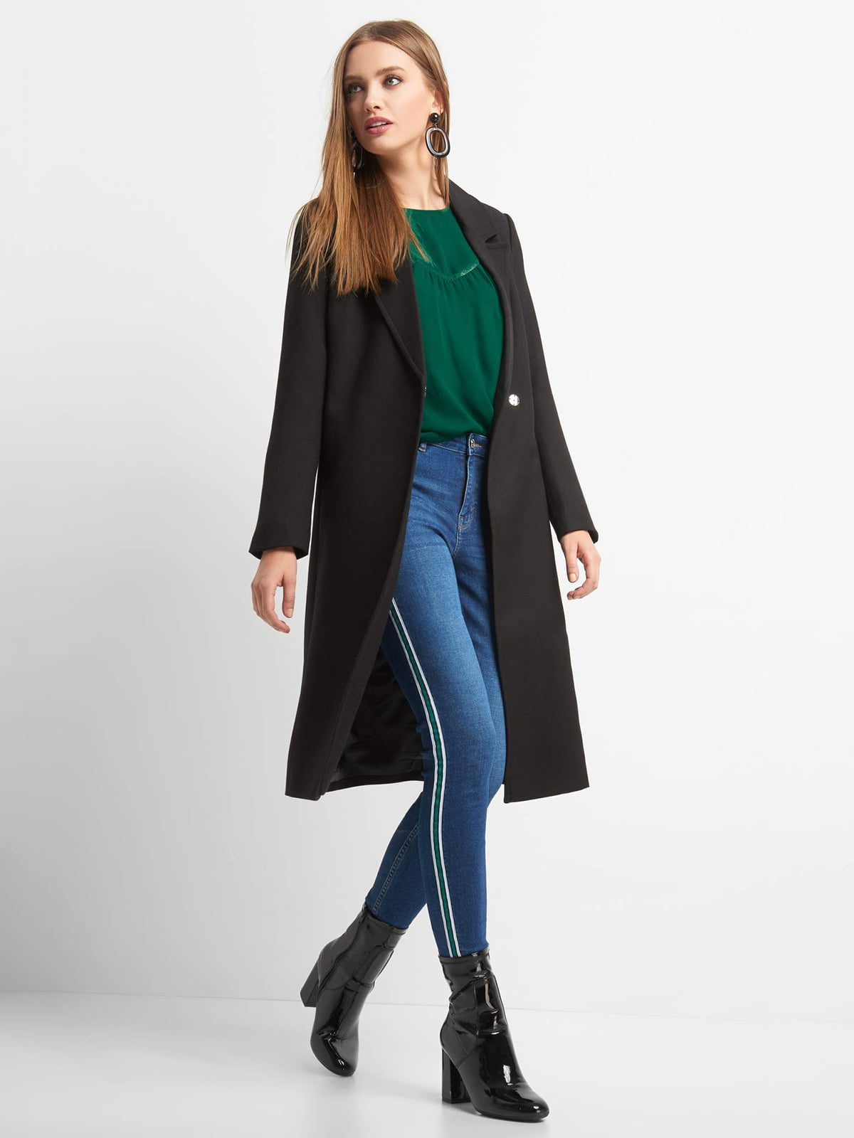 Блуза зеленая   4870984   фото 4