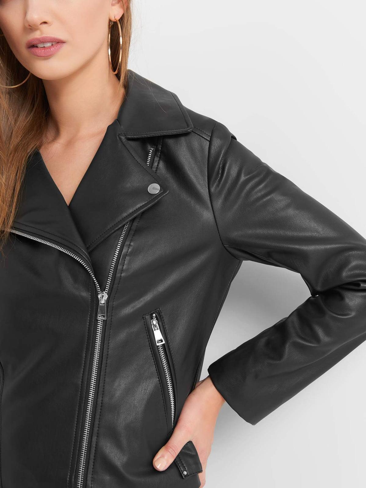 Куртка черная   4870990