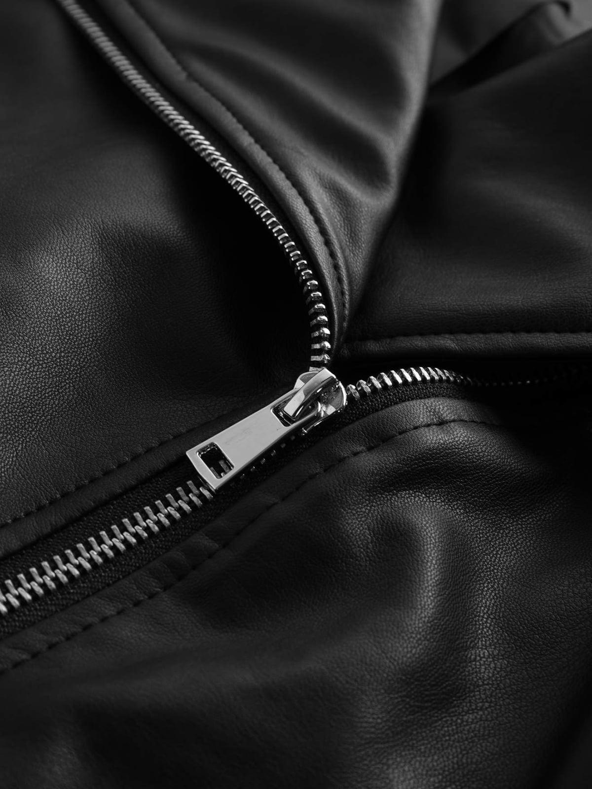 Куртка черная   4870990   фото 3