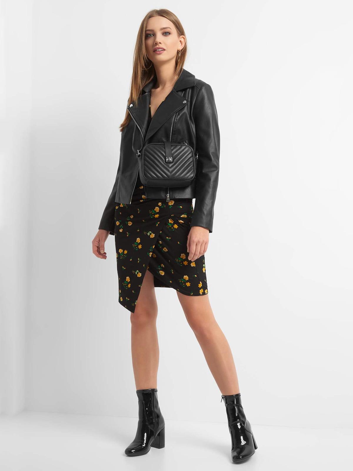 Куртка черная   4870990   фото 4