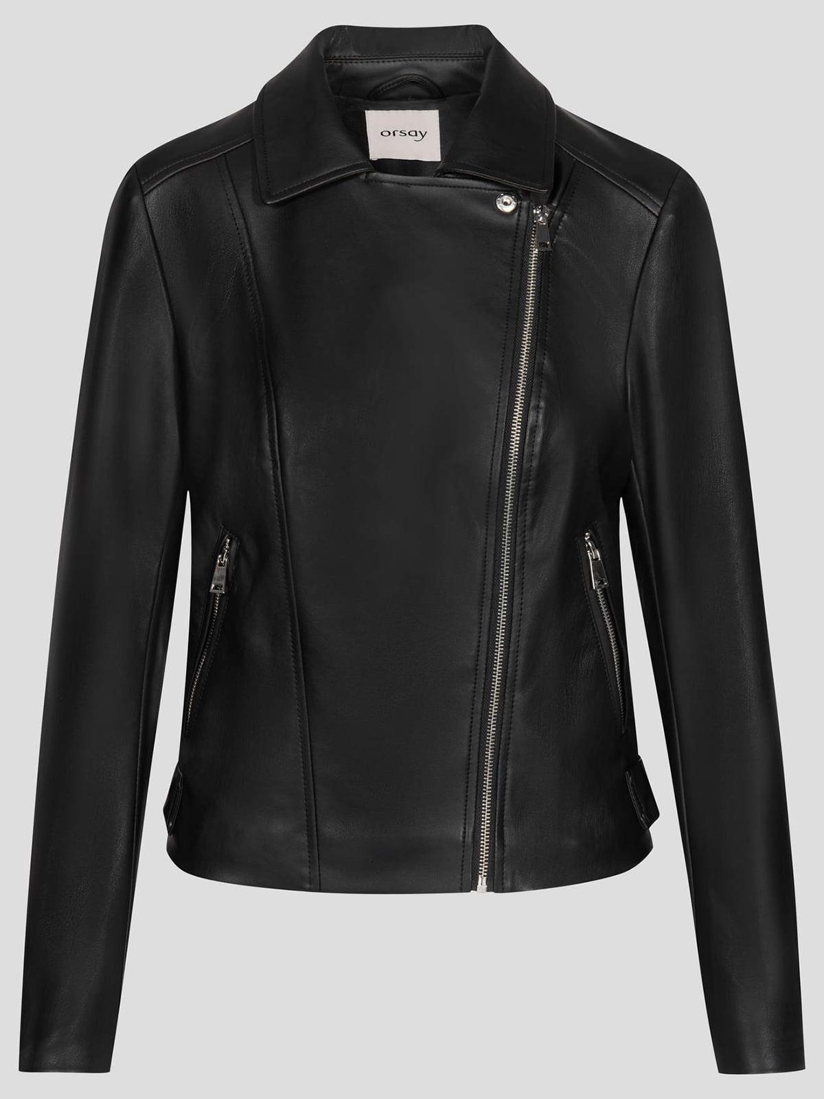 Куртка черная   4870990   фото 5