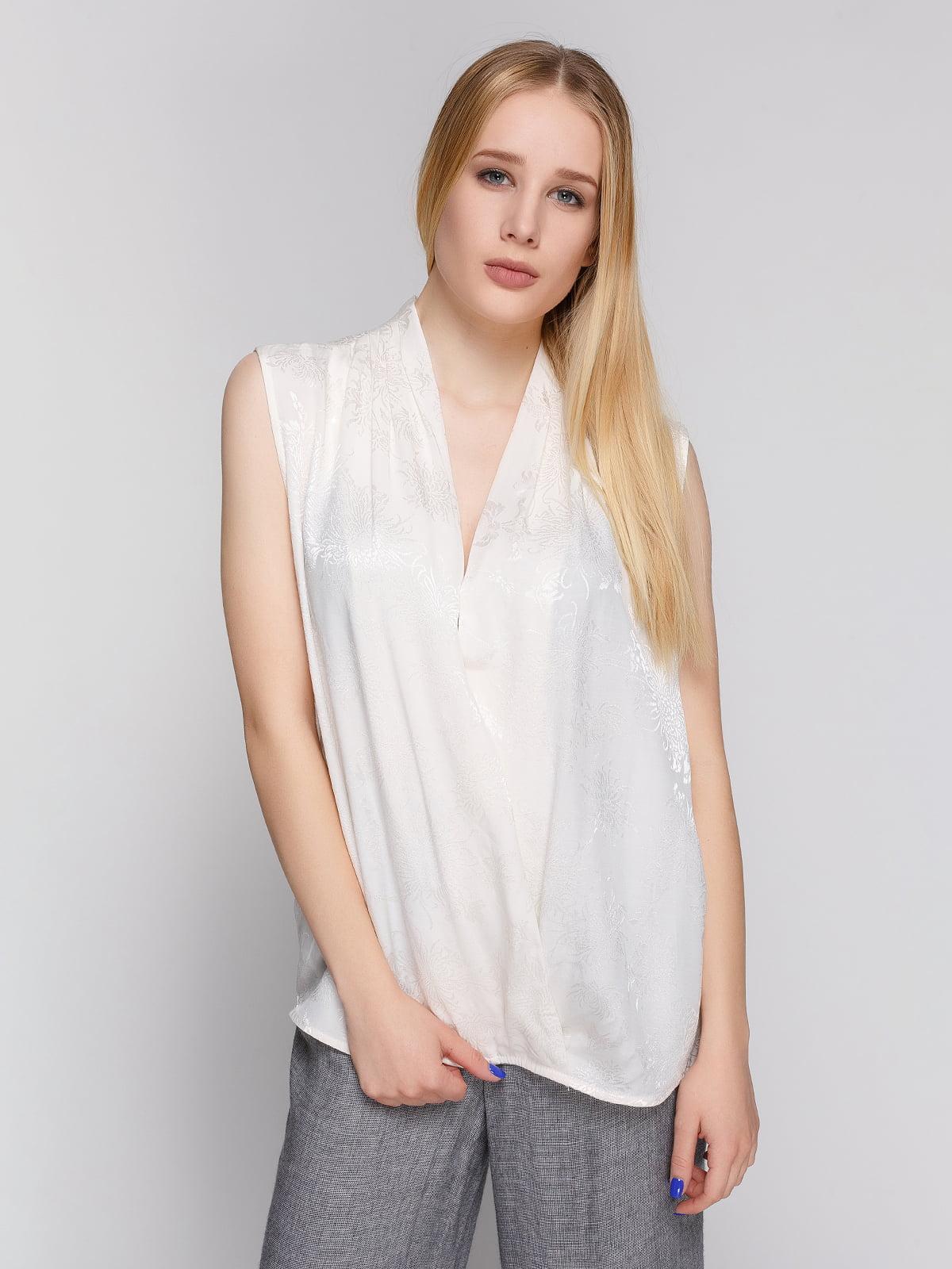 Блуза біла   4791435