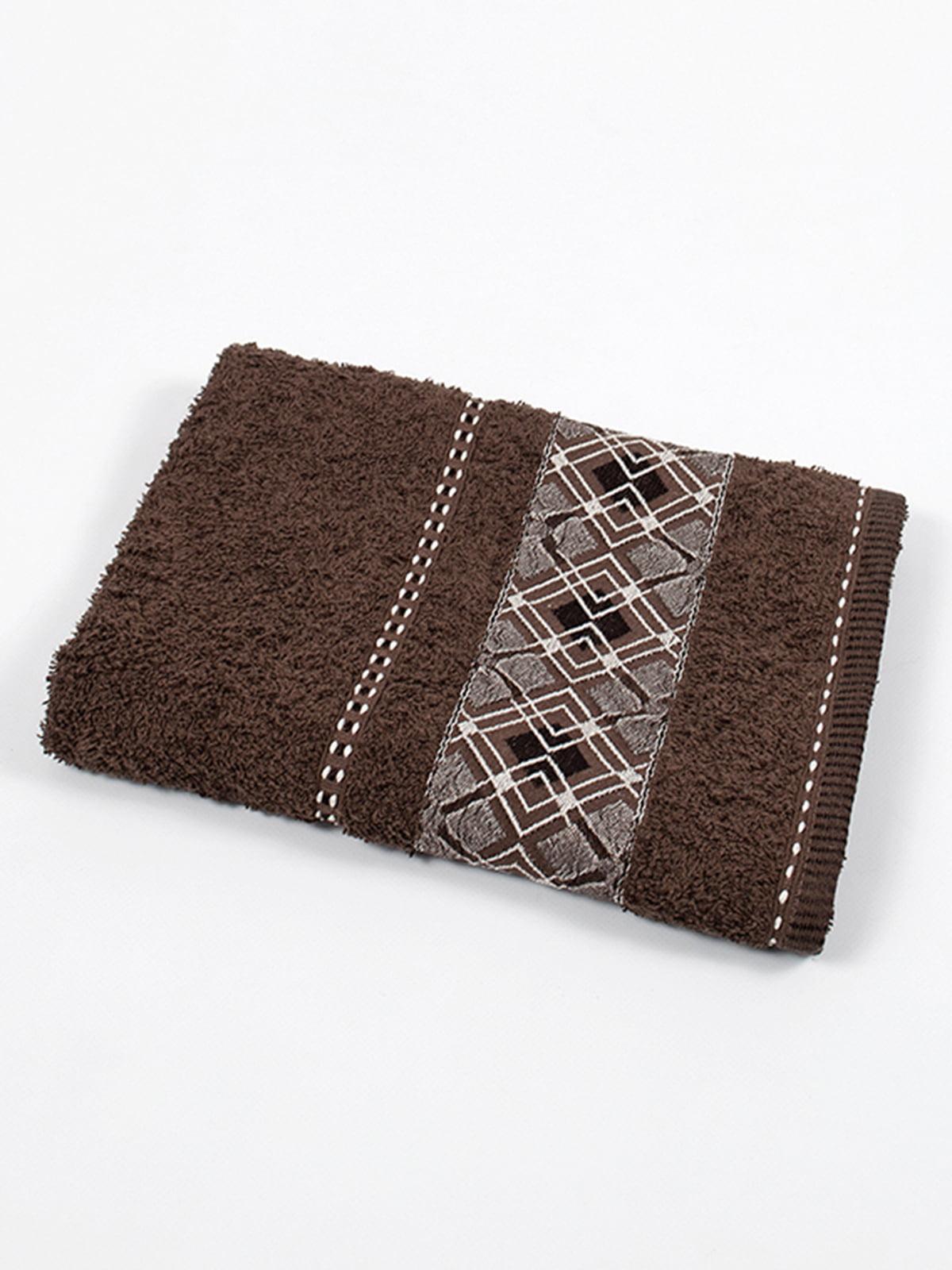 Полотенце махровое (70х140 см) | 4870751