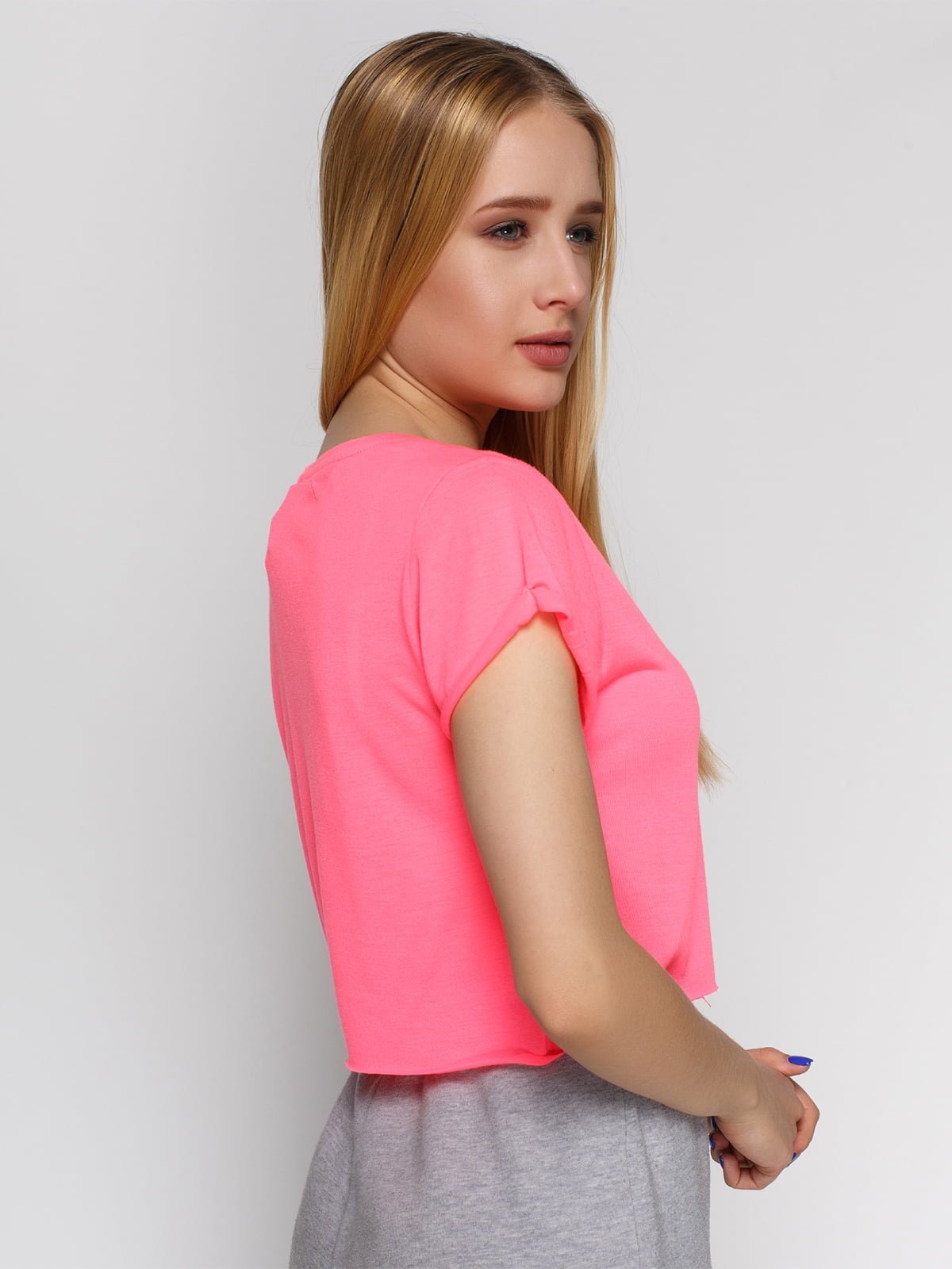 Топ рожевий | 4623125 | фото 2