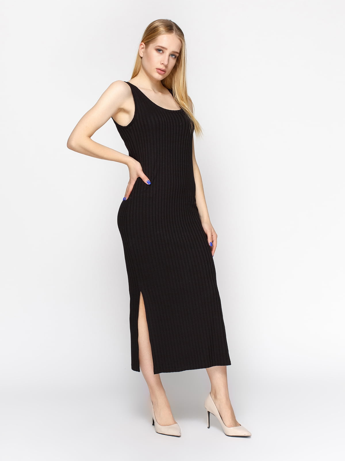 Платье черное | 4543614