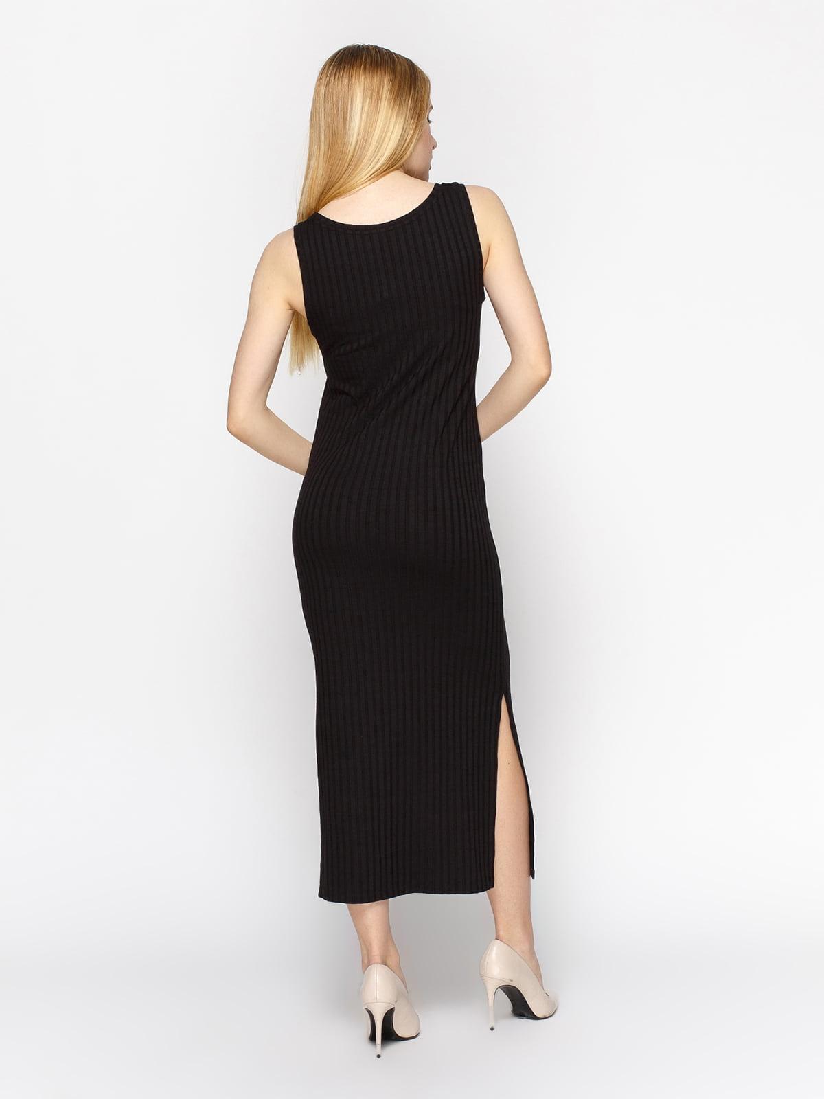 Платье черное | 4543614 | фото 2