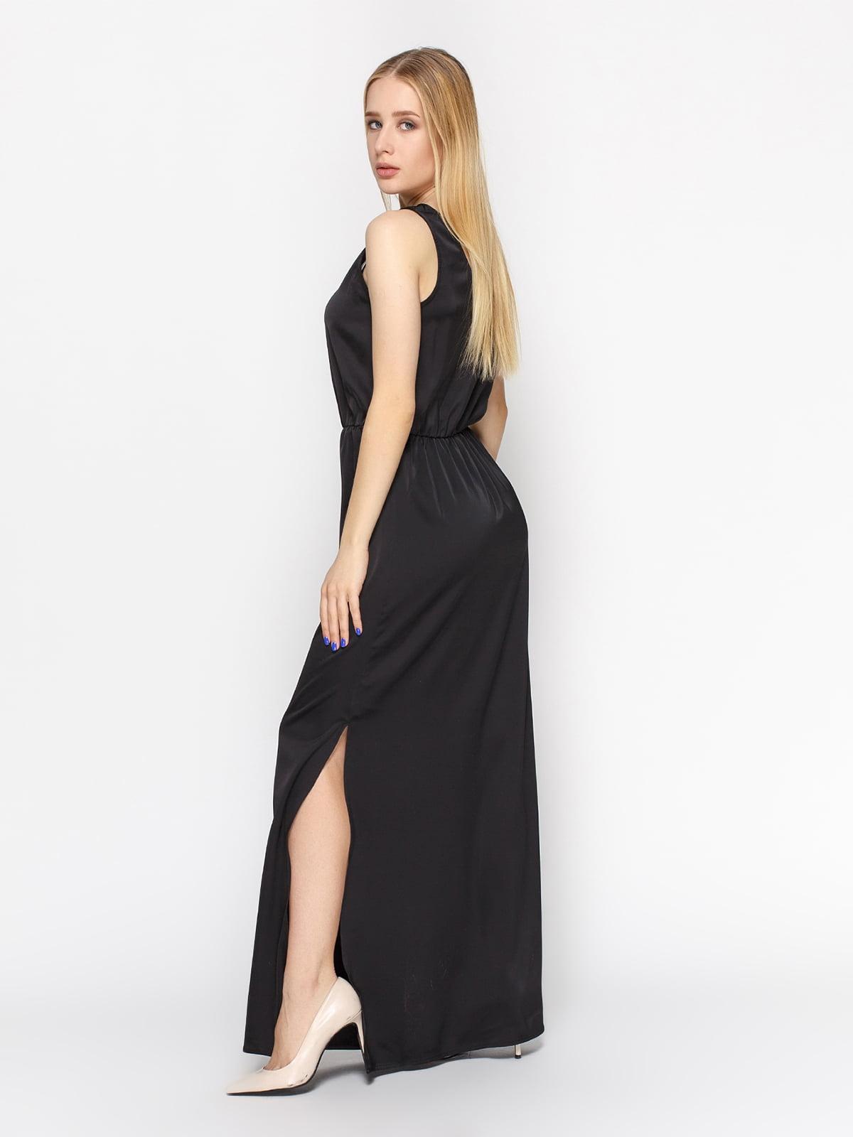 Платье черное | 4543594 | фото 2