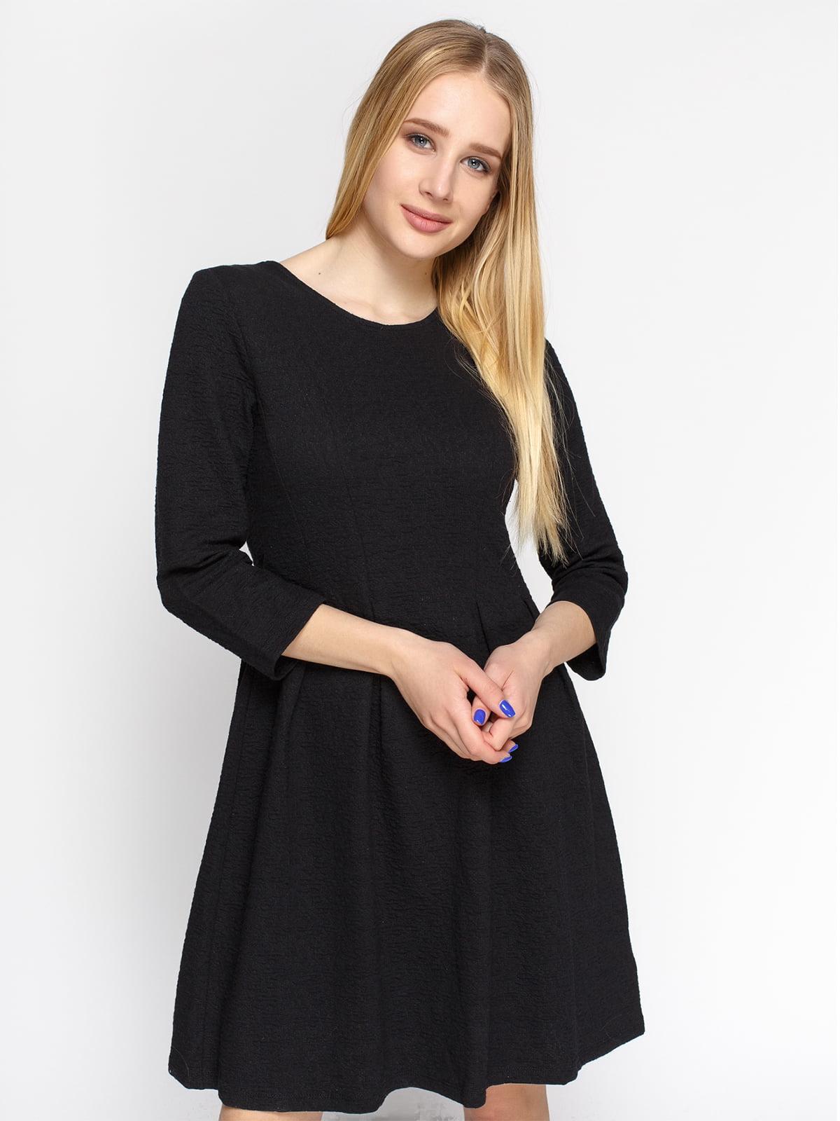 Платье черное | 4546316
