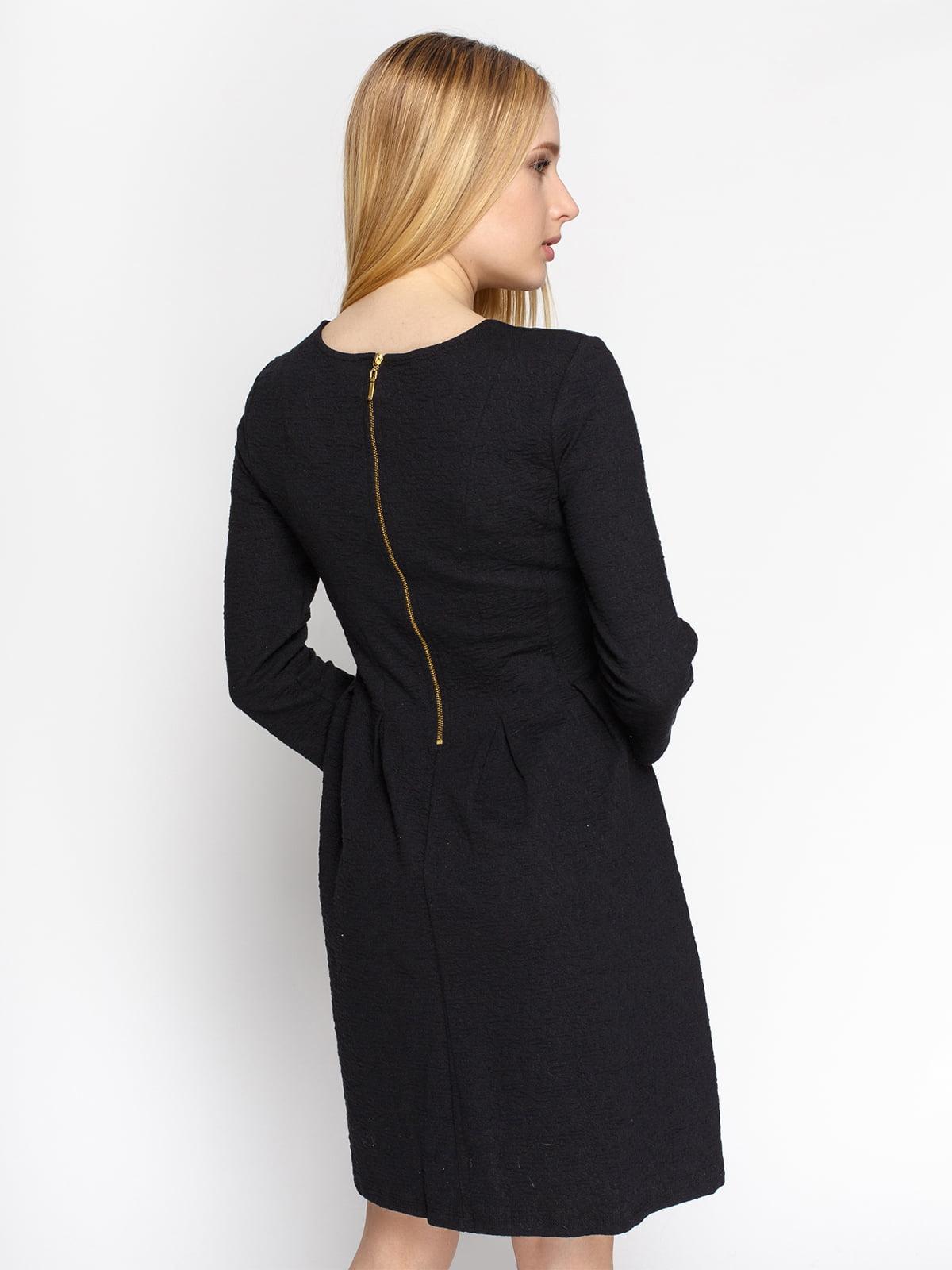 Платье черное | 4546316 | фото 2