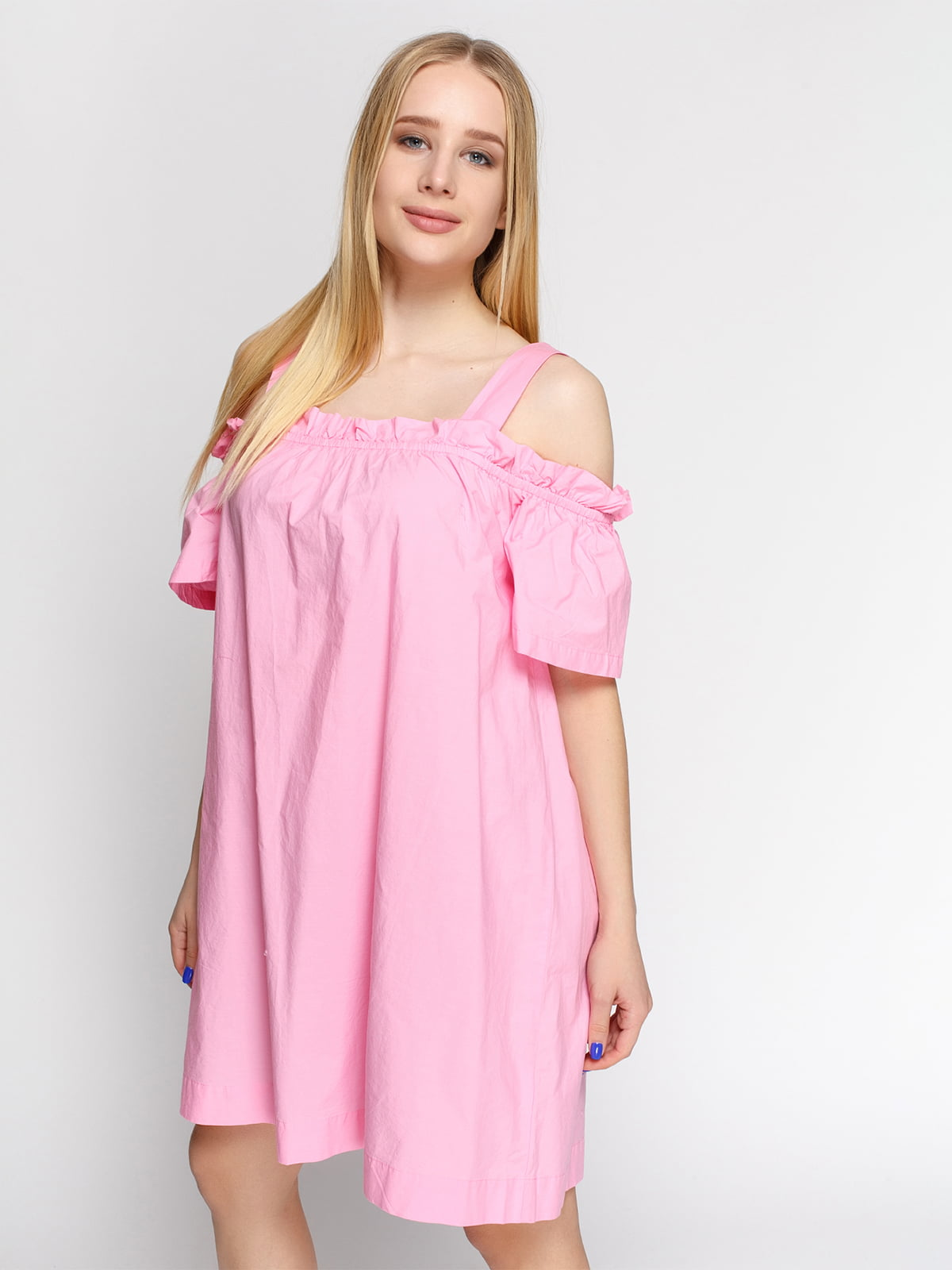 Платье розовое | 3927243