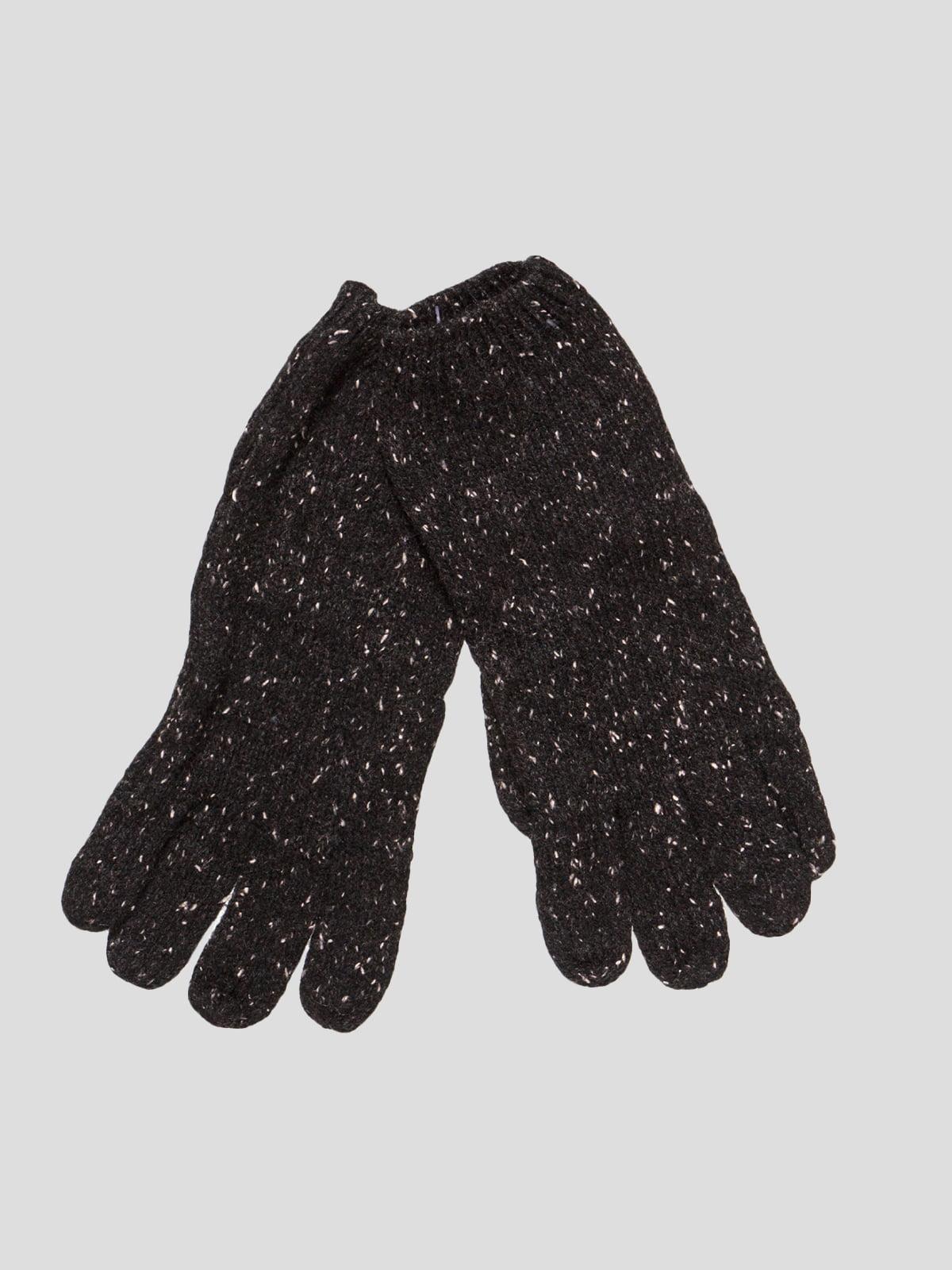 Перчатки черные | 4632792