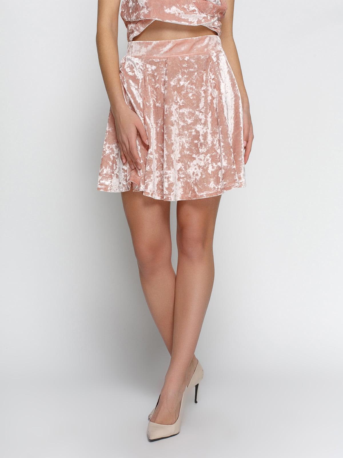 Юбка розовая   3862111