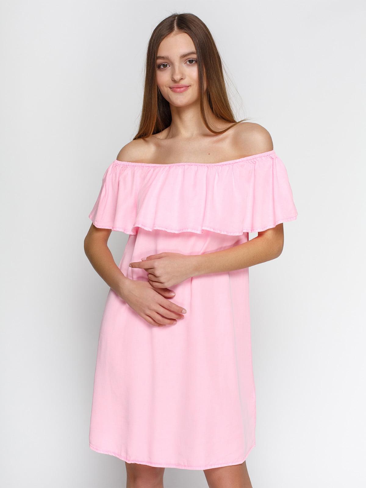 Сарафан розовый | 4541186