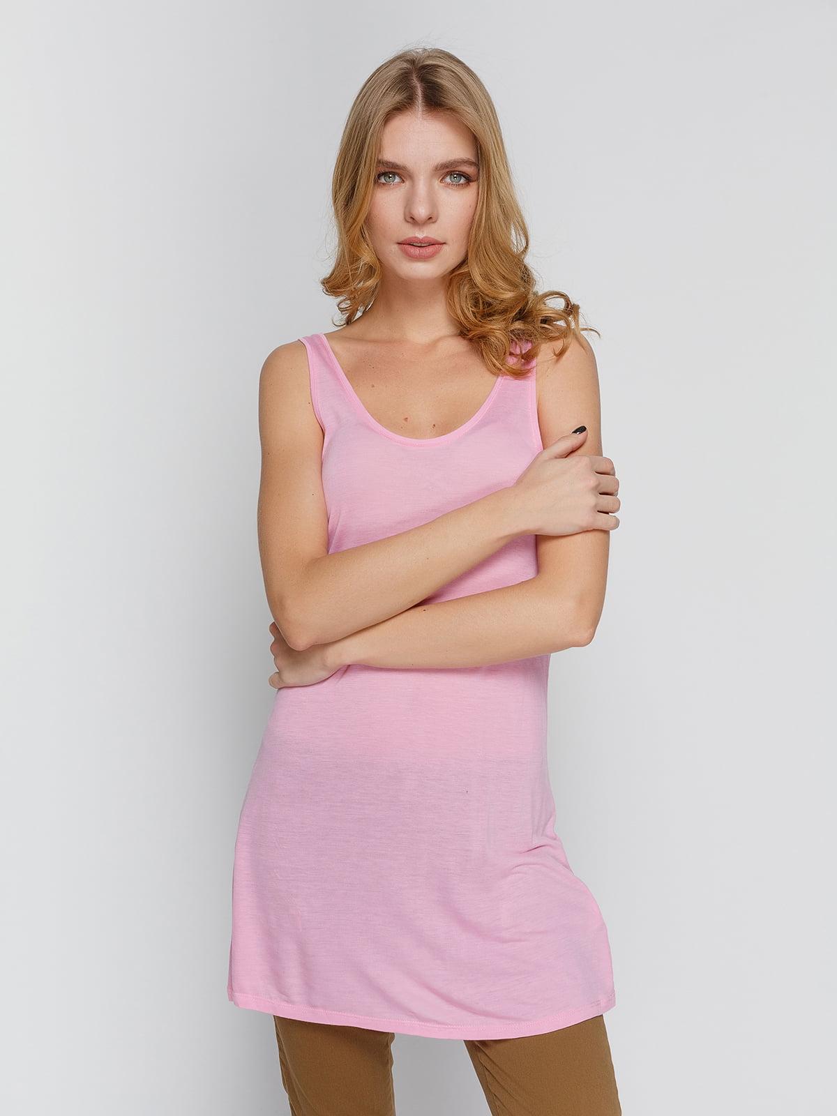 Майка розовая   3781596