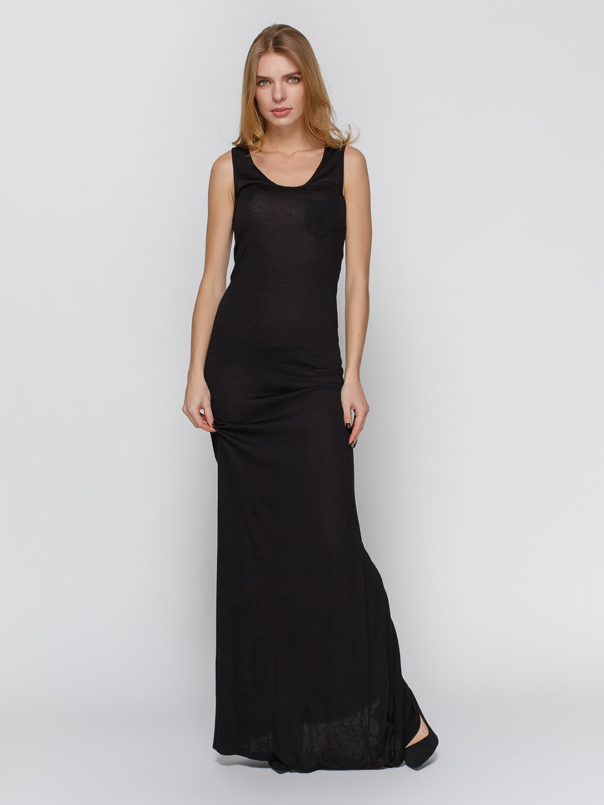 Платье черное | 4632657