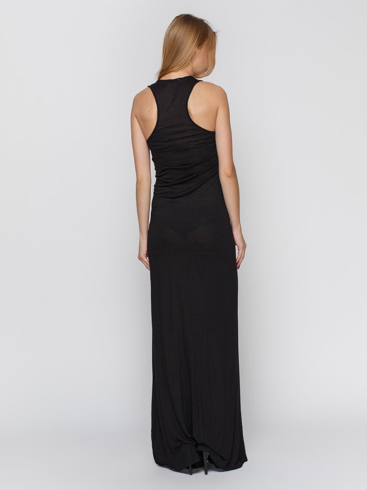Платье черное | 4632657 | фото 2