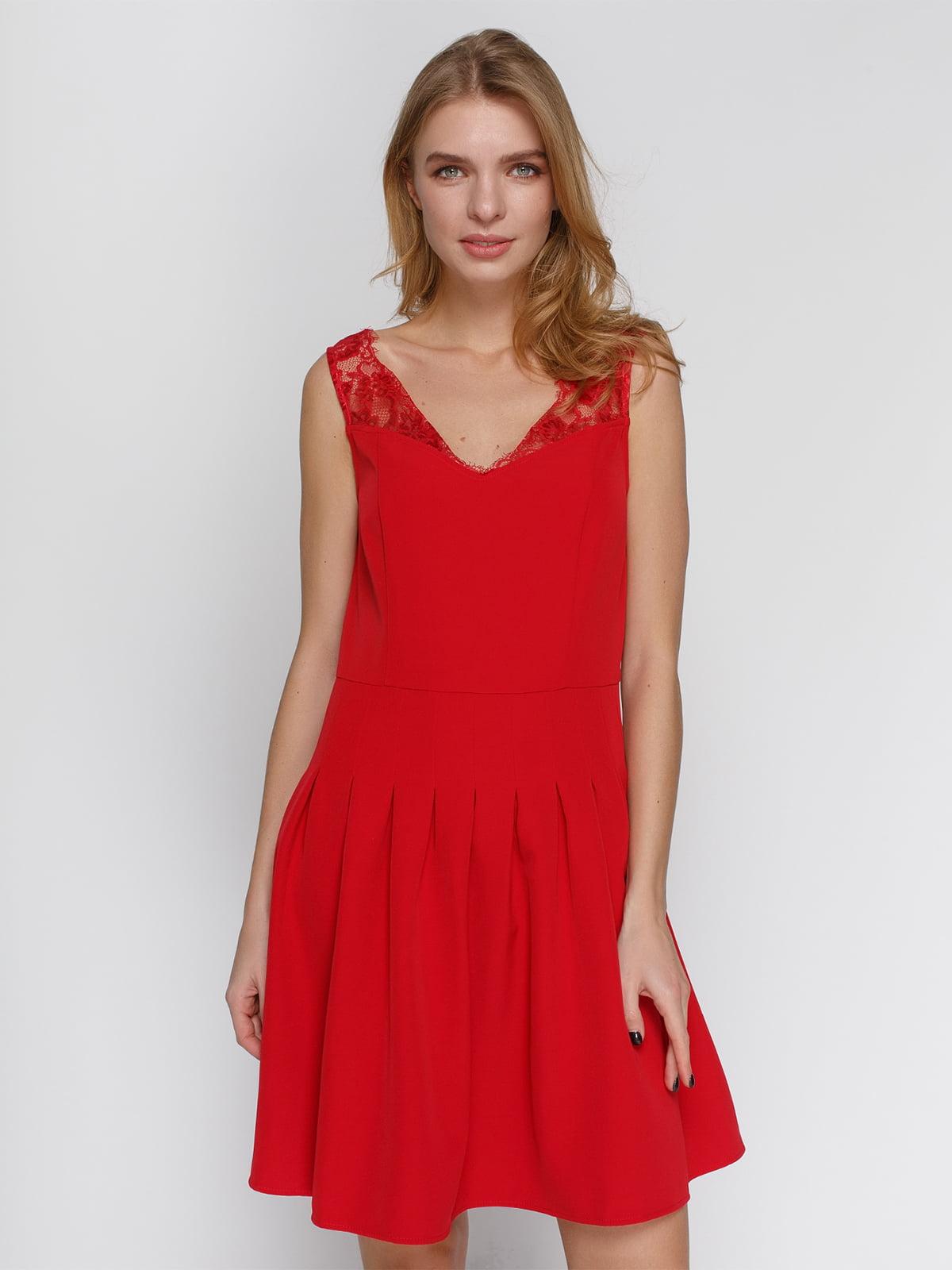 Сукня червона | 4542472