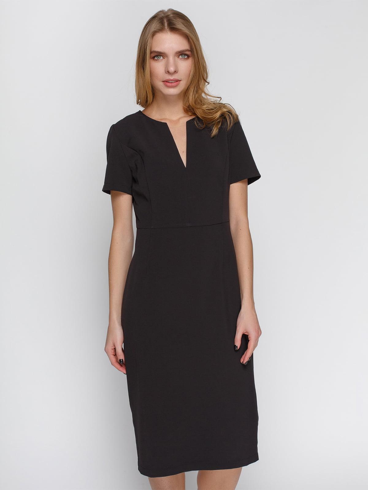 Платье черное   4543729