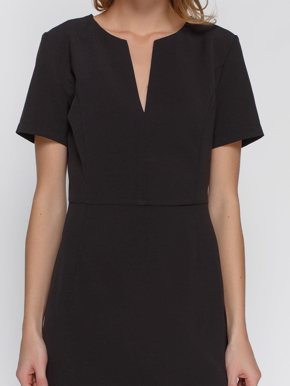 Платье черное   4543729   фото 3